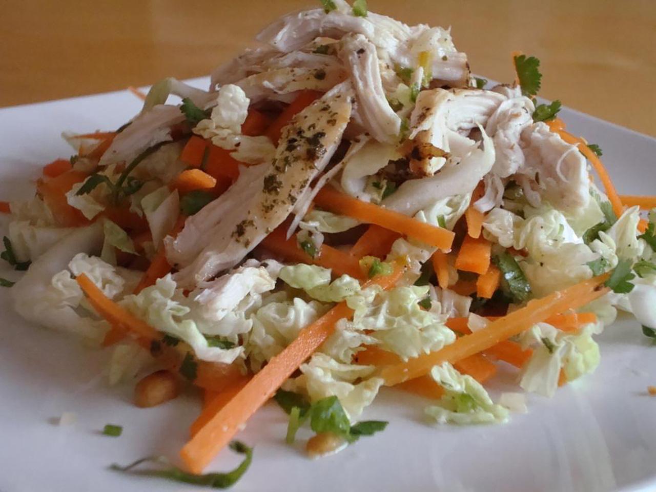 Vietnamese Chicken Salad Jia T.