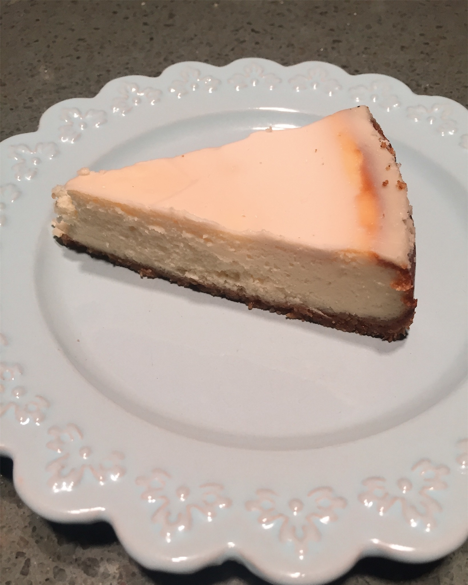 Classic Cheesecake Christianna Ripley