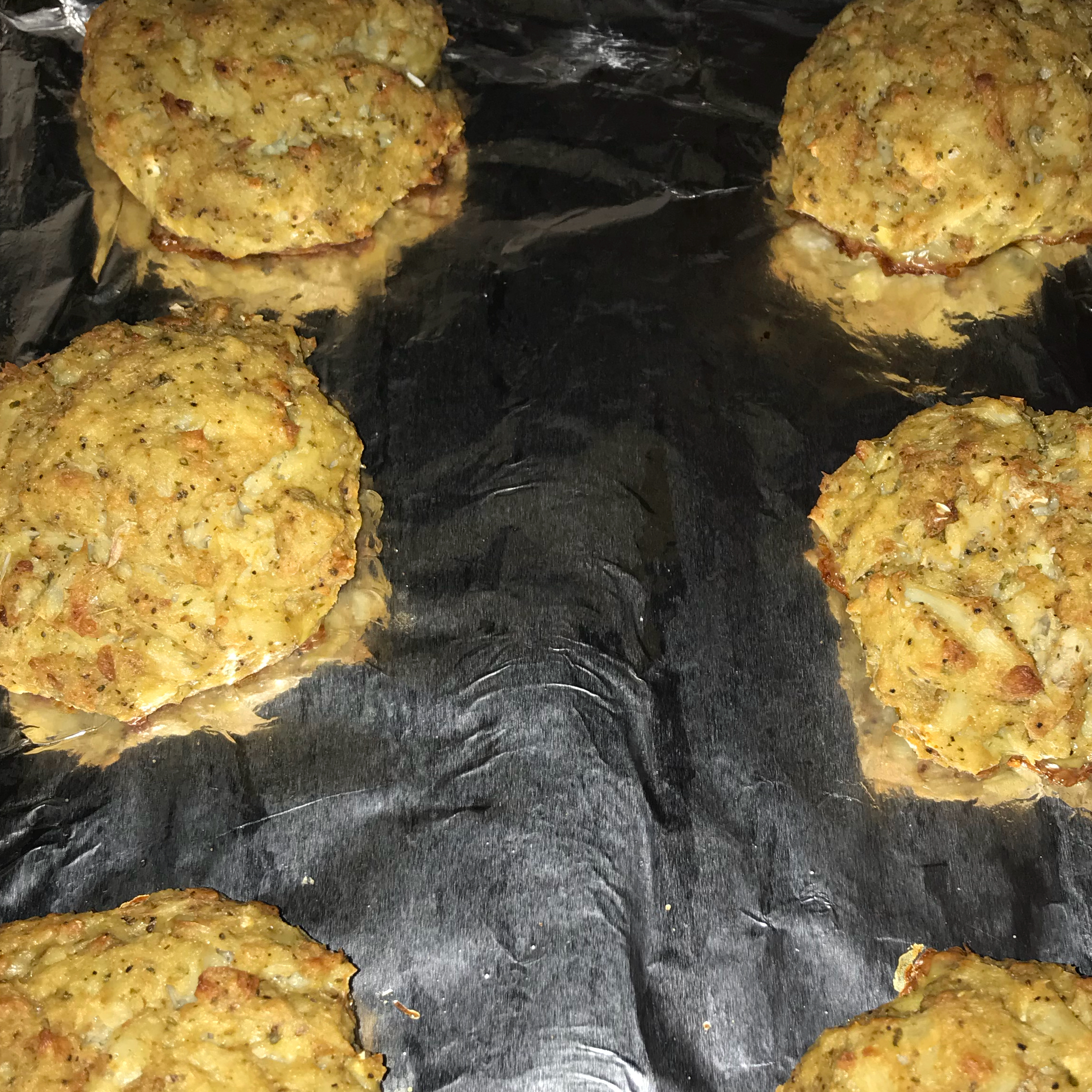 Bonnie's Crab Cakes meloney13