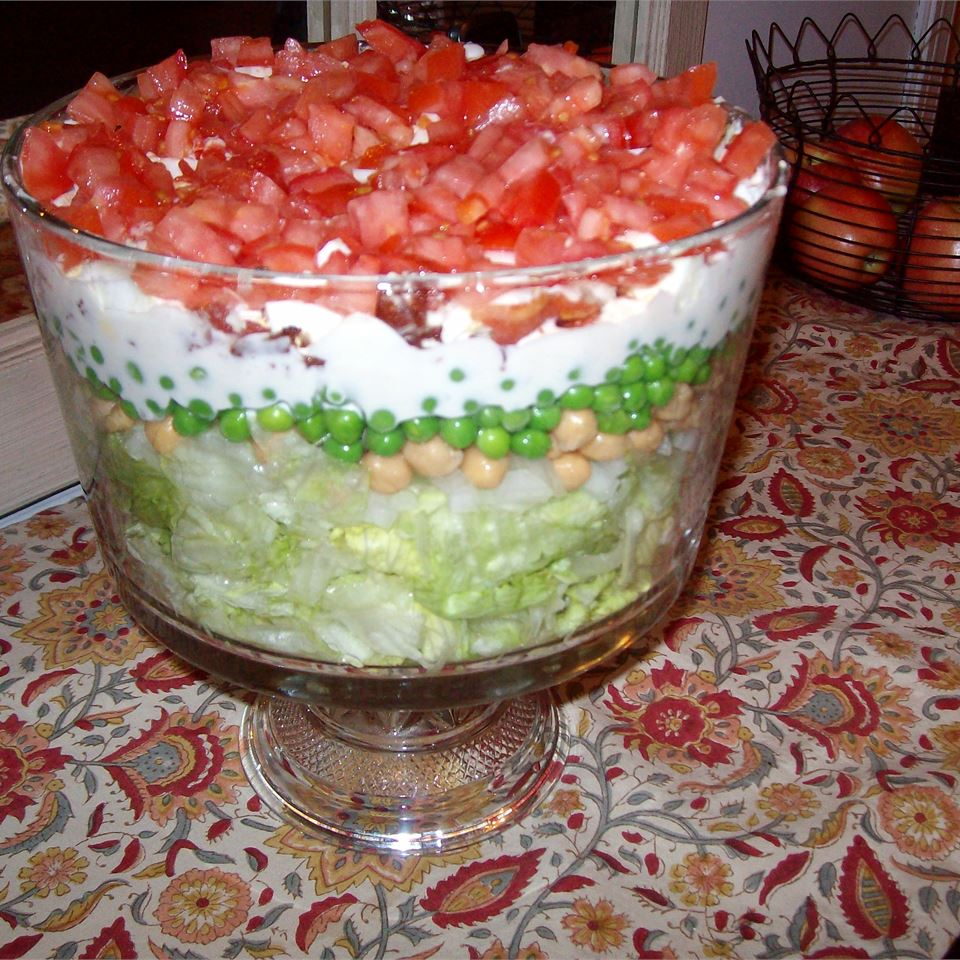 Layered Salad FRANCESWOOD