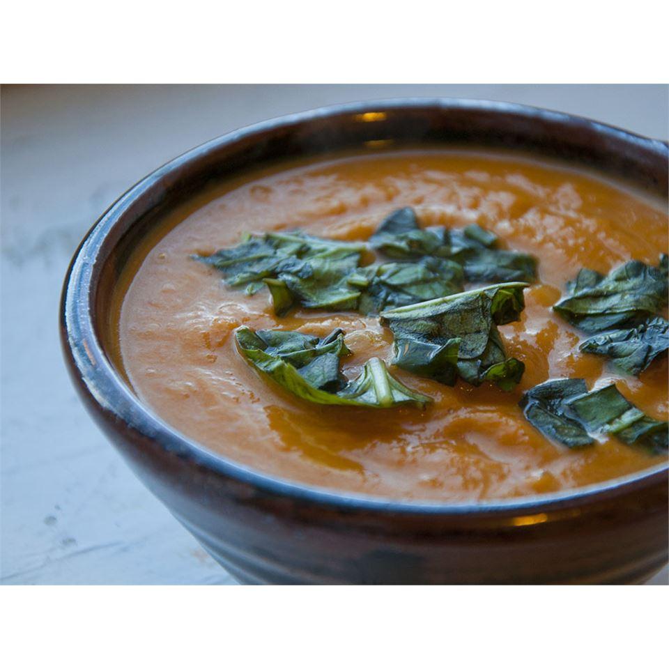Thai Pumpkin Soup KrystaB.