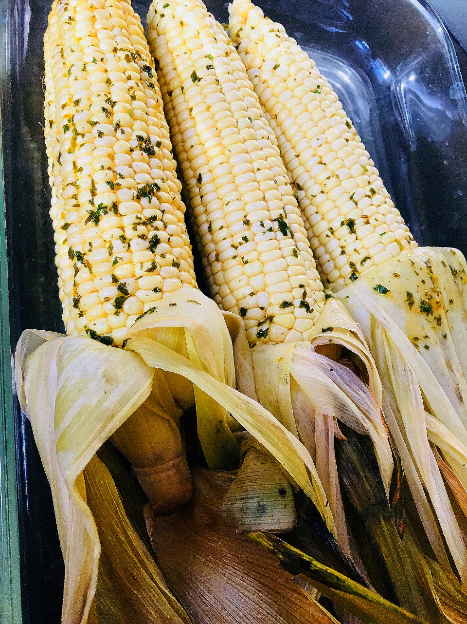 Smoked Corn on the Cob