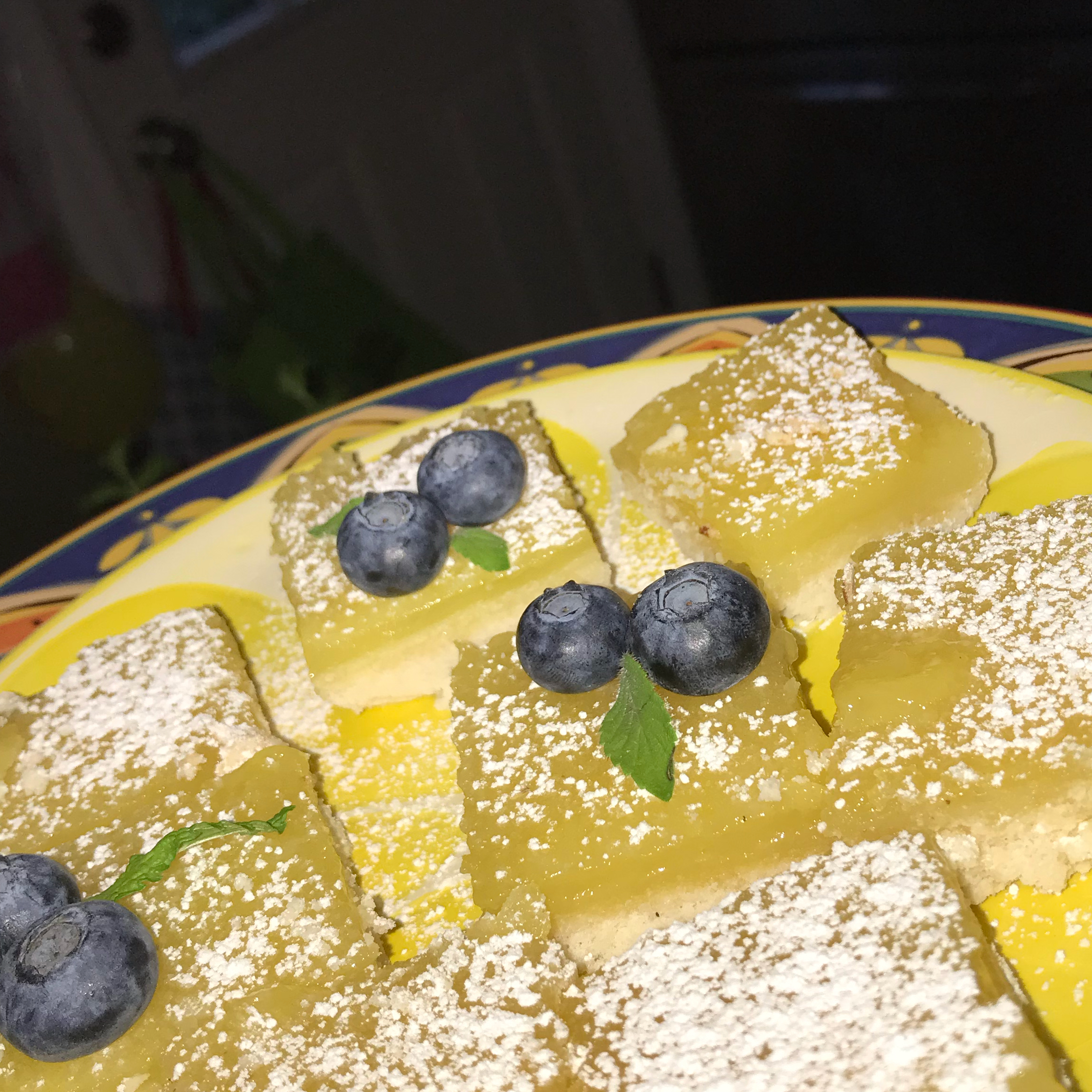 Gluten-Free Lemon Squares with an Almond Flour Crust Ruby Dann