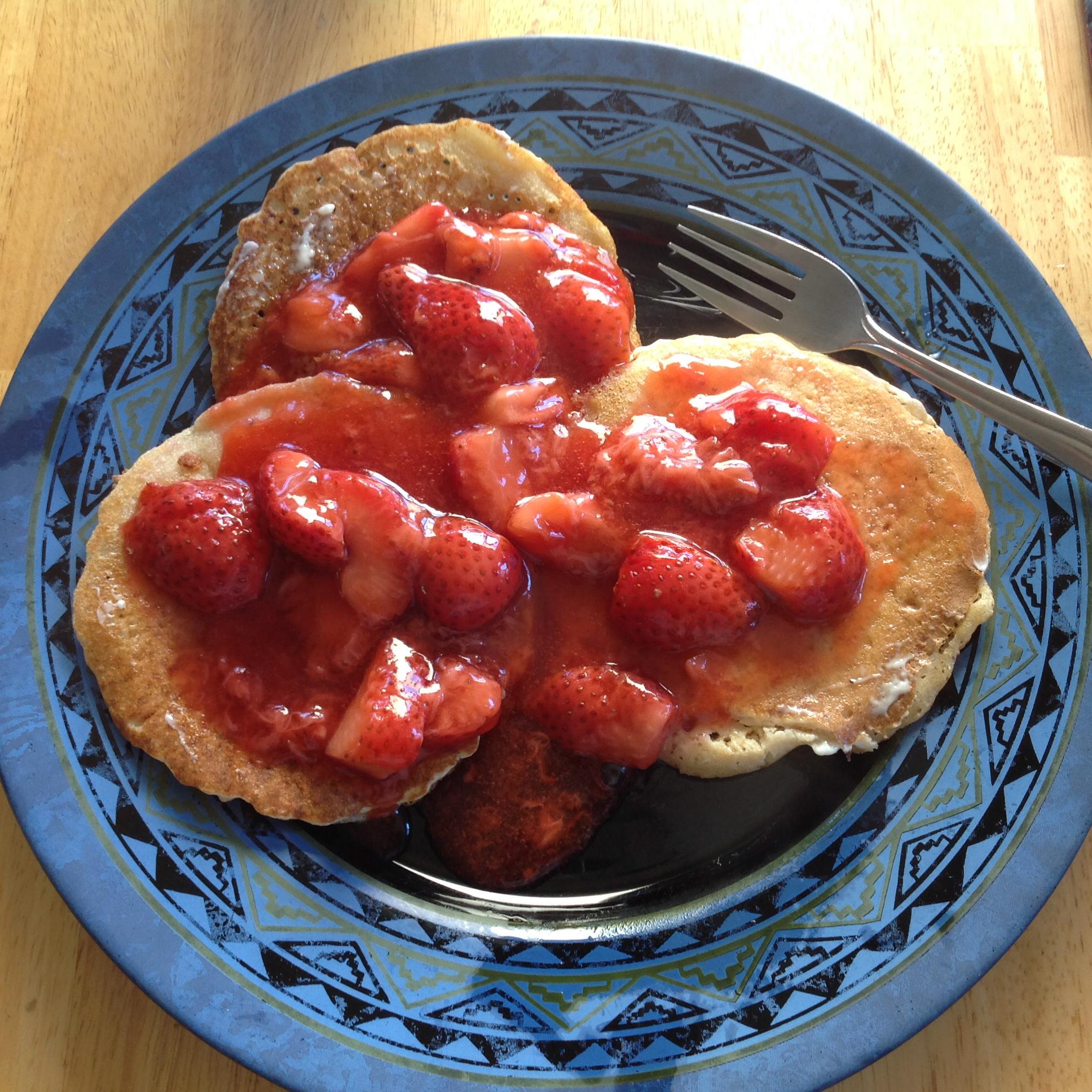 Rote Grutze (German Berry Compote)
