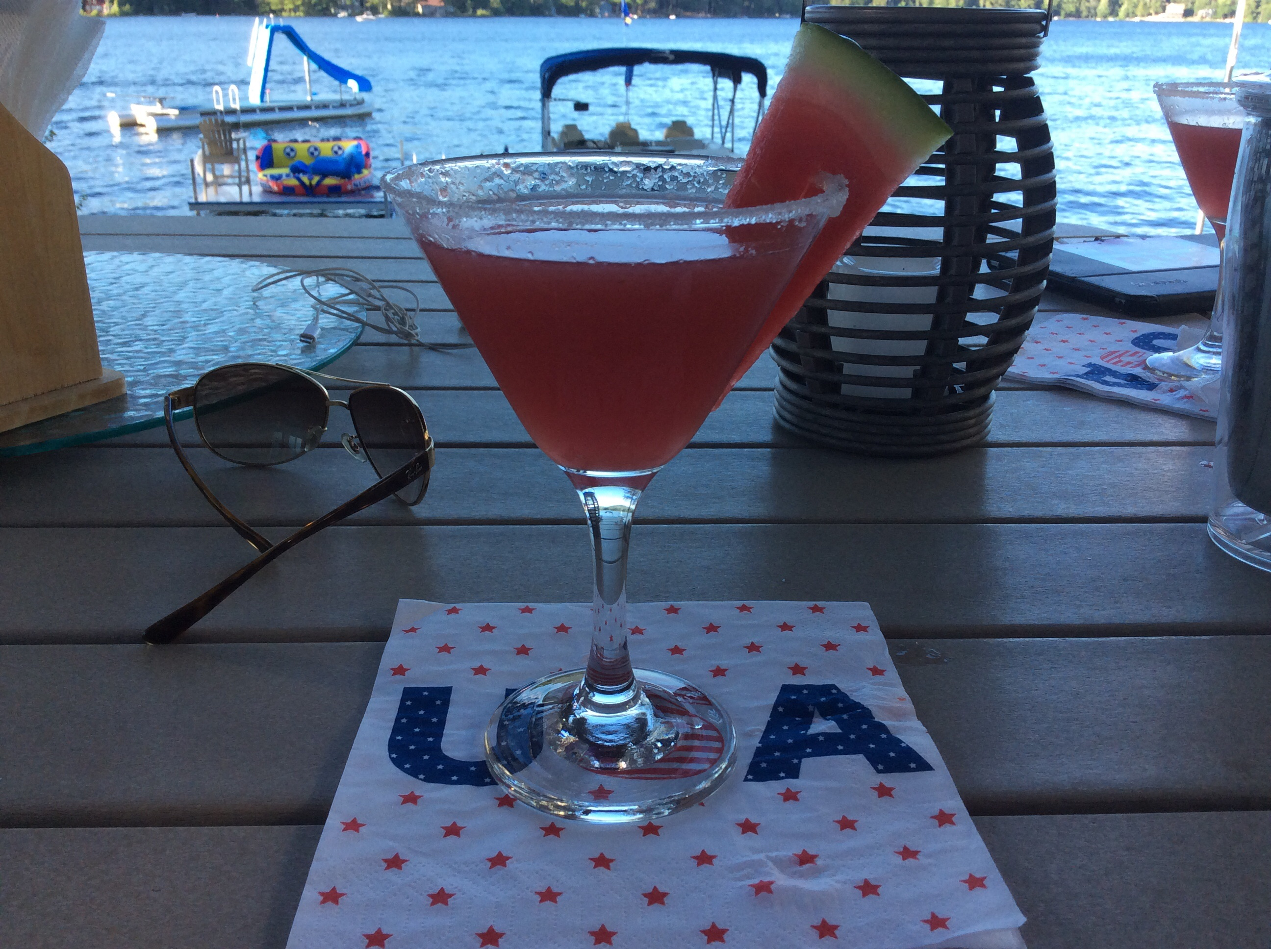 Watermelon Martini Deanna Brunelle