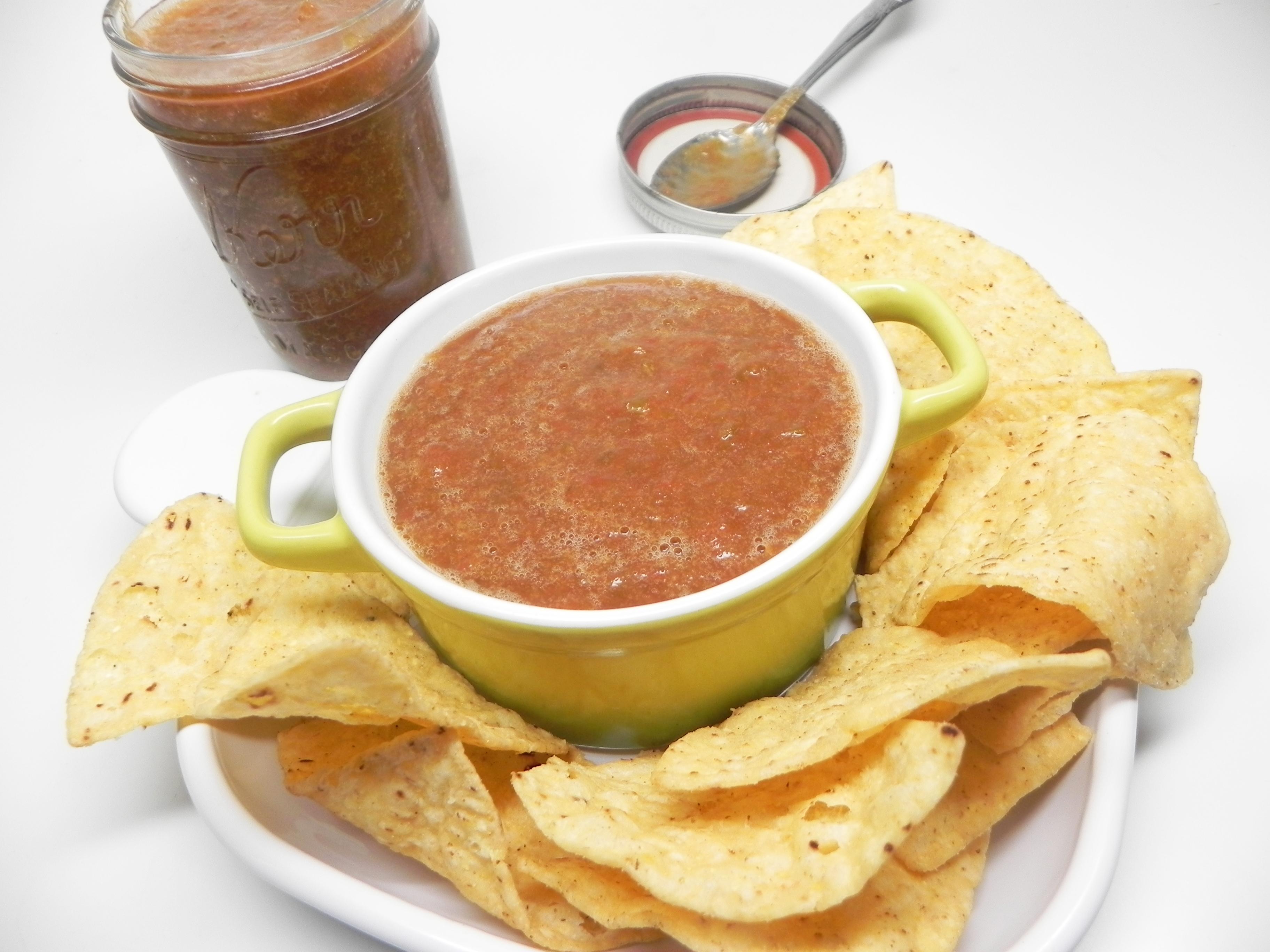 Jalapeno Homemade Hot Sauce