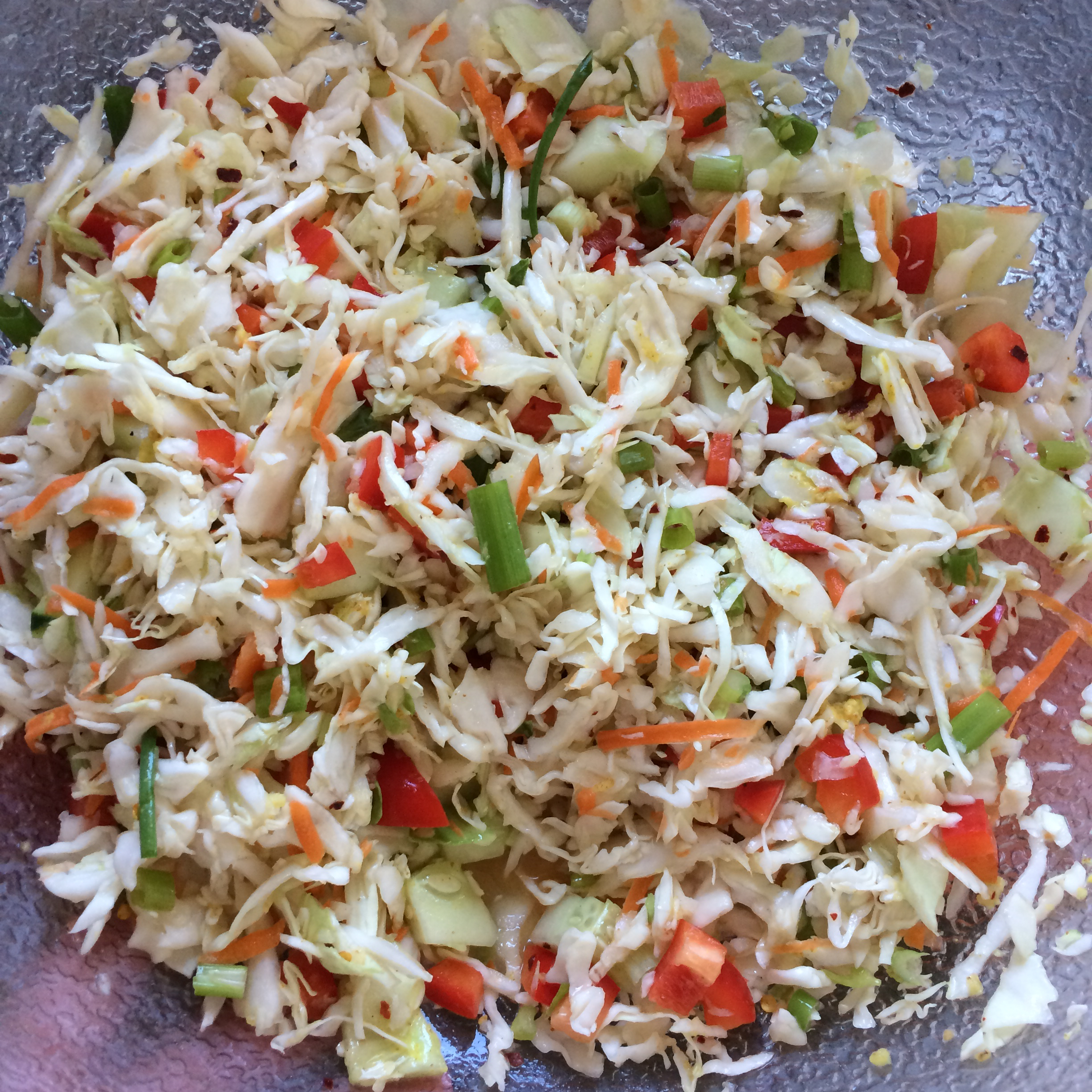 Hot and Sour Slaw LCL