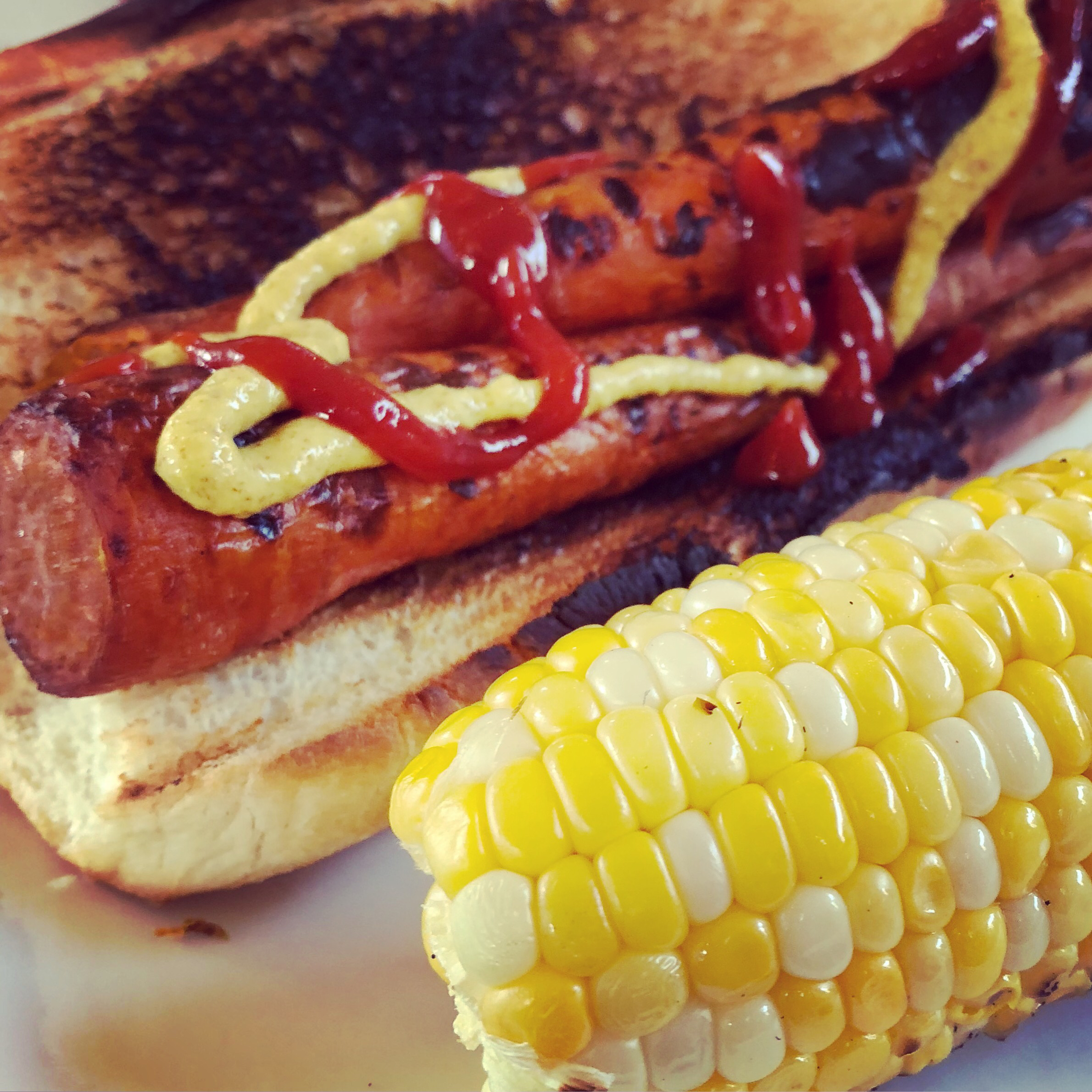 Carrot Hot Dogs jamiealisa