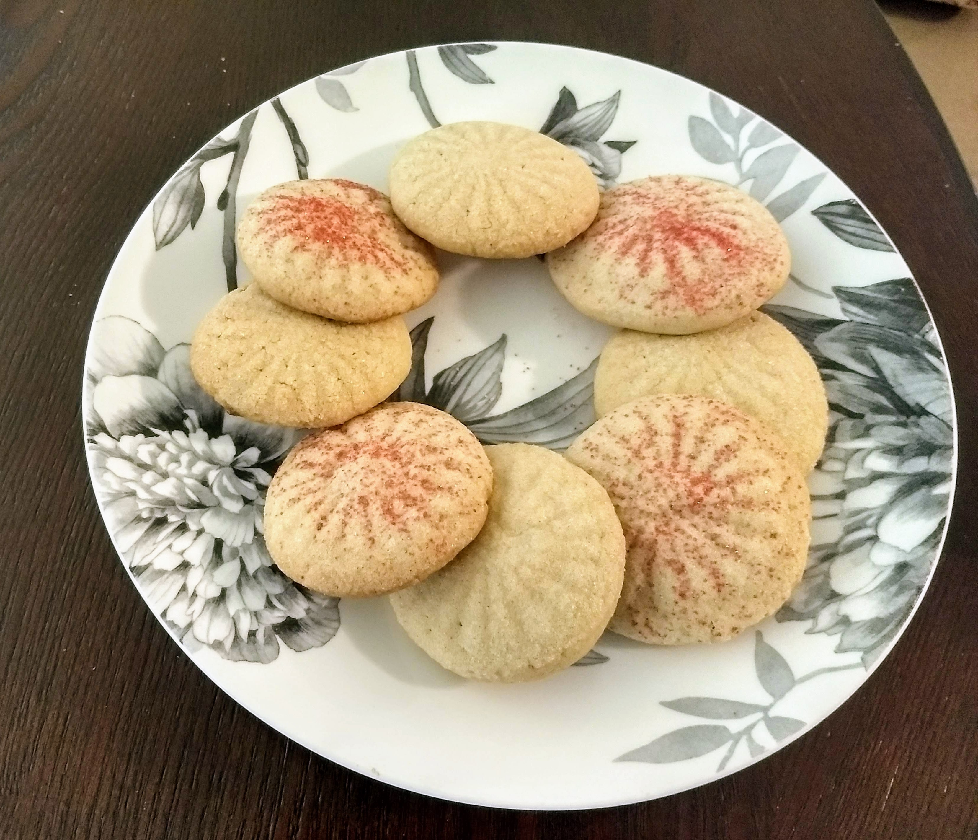 Scarlett's Best Ever Sugar Cookies