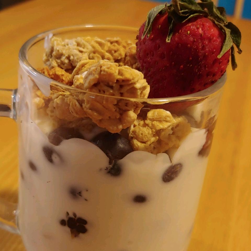 Yogurt Parfait Shannon McNally