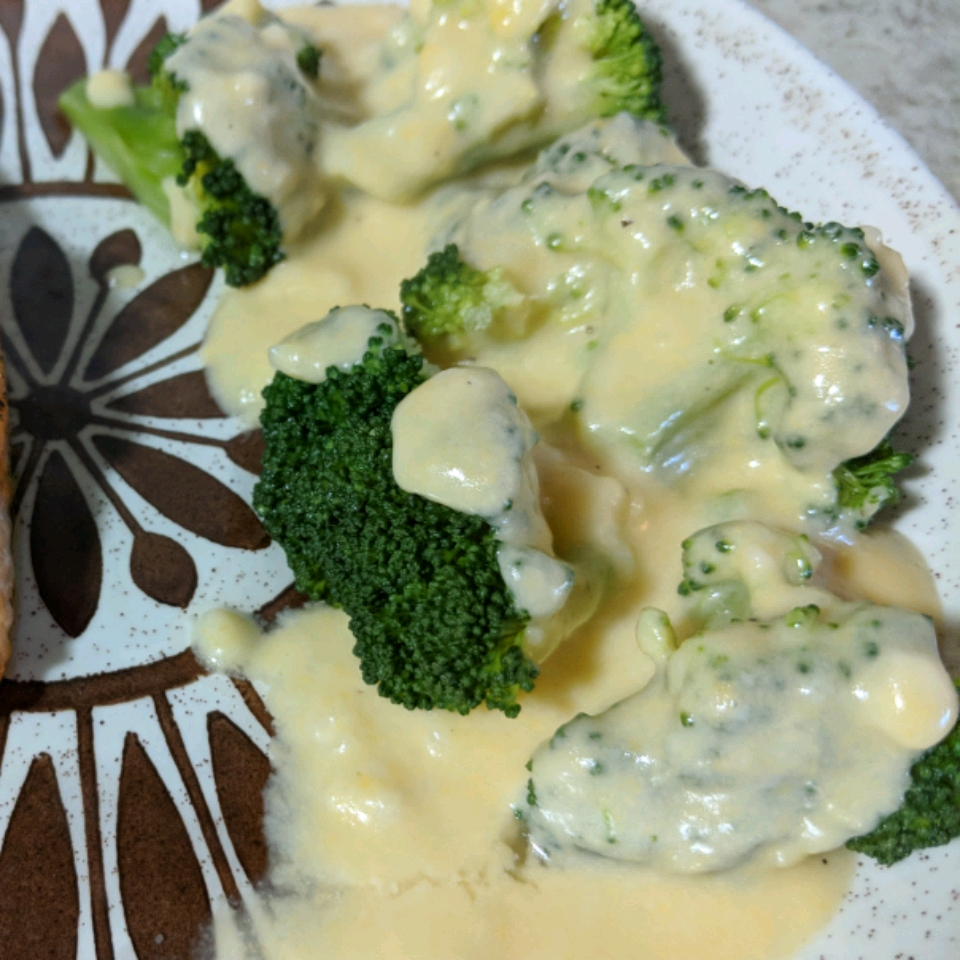 Cheese Sauce for Broccoli and Cauliflower Jane Suchomski
