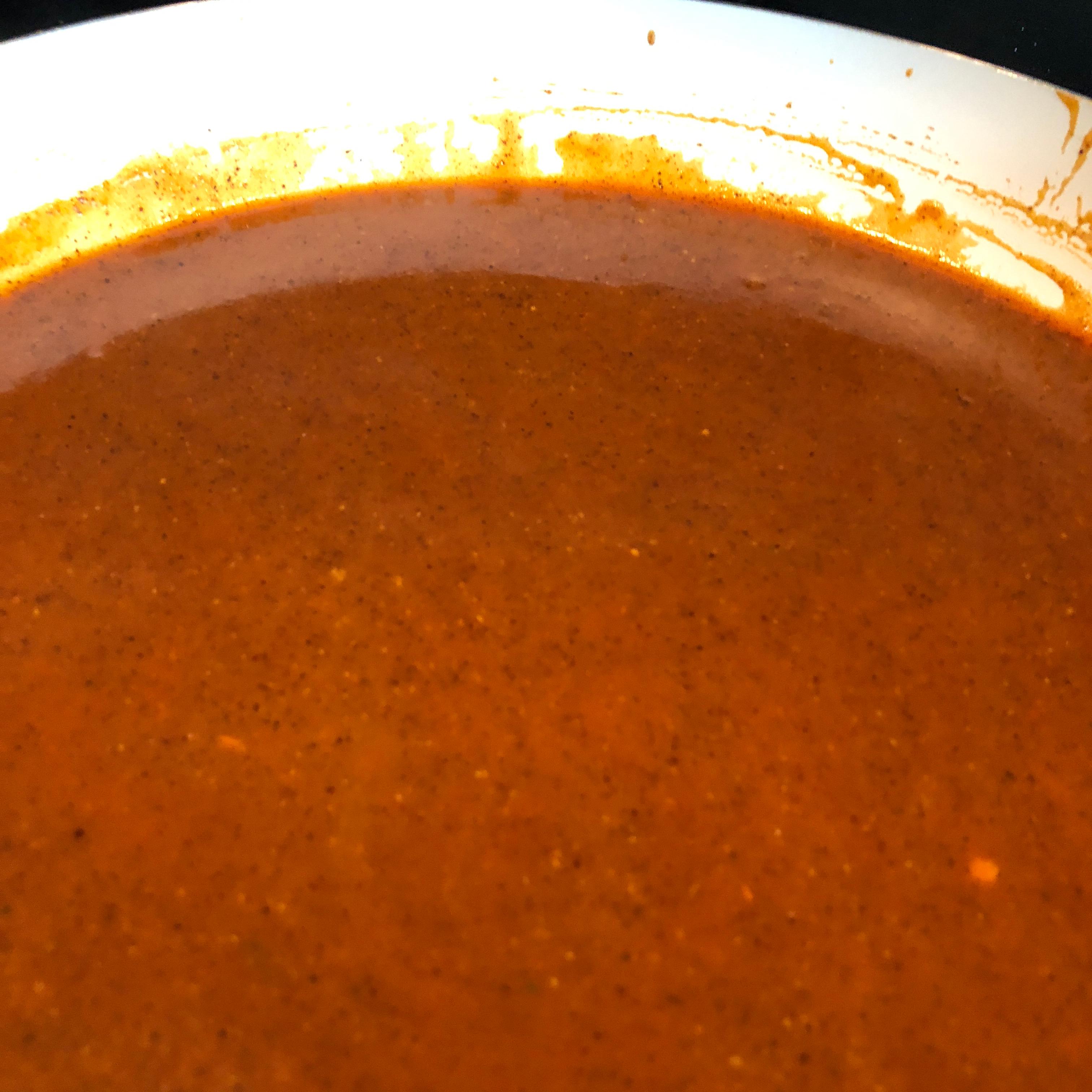 Homemade Enchilada Sauce DeAnna Corzo