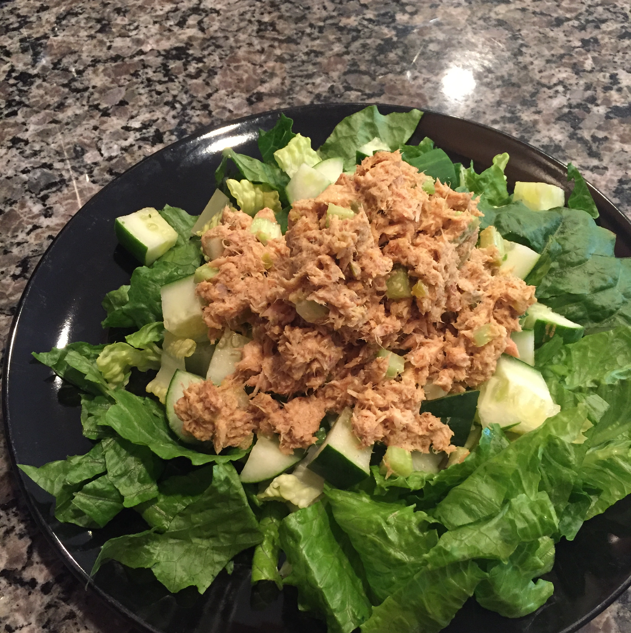 Cinnamon-Curry Tuna Salad