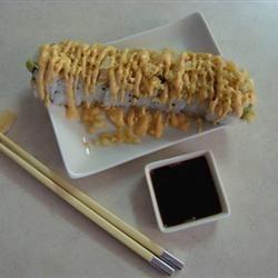 Sushi Roll Hudson's Mama