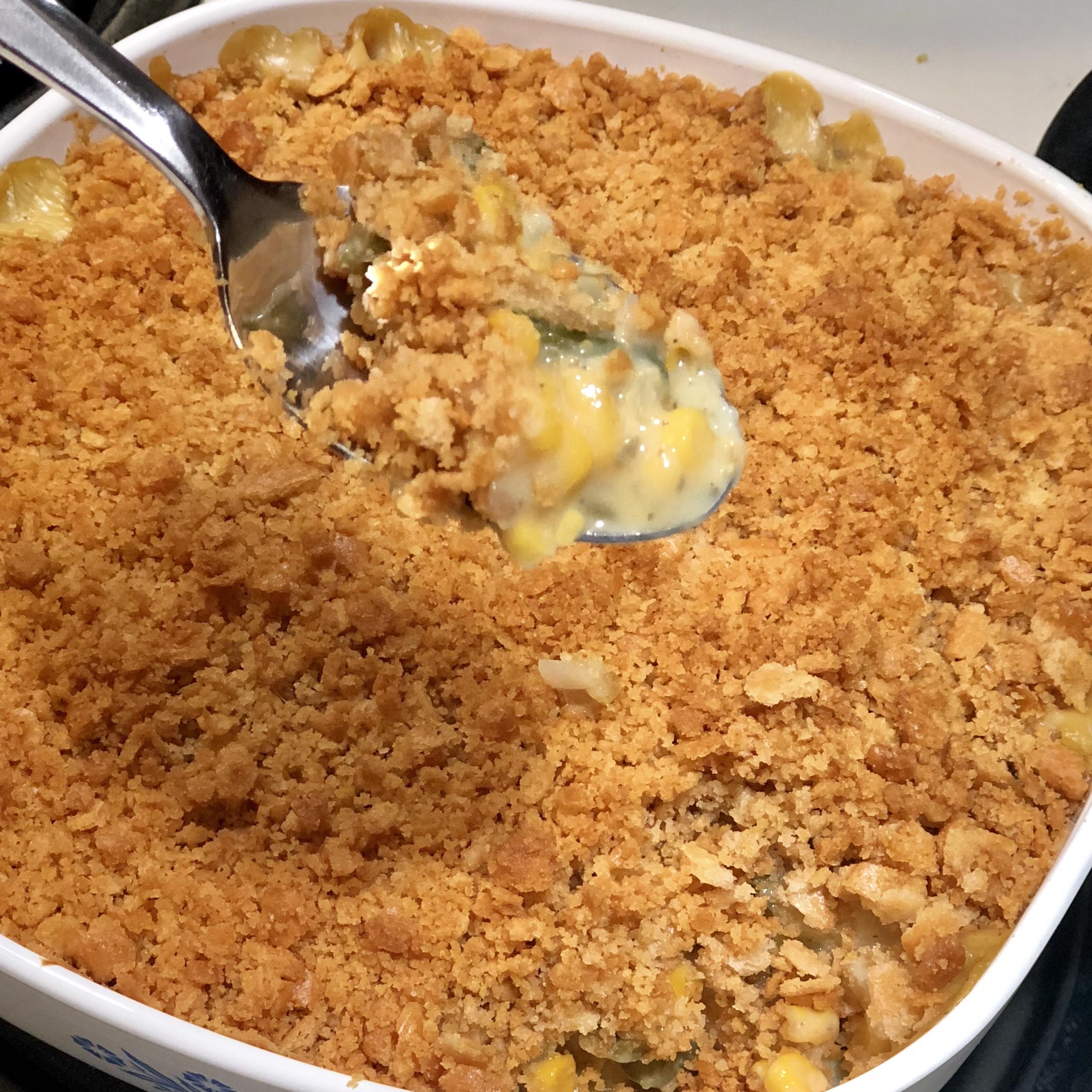 Creamy Green Bean Casserole Vivian Alvarez