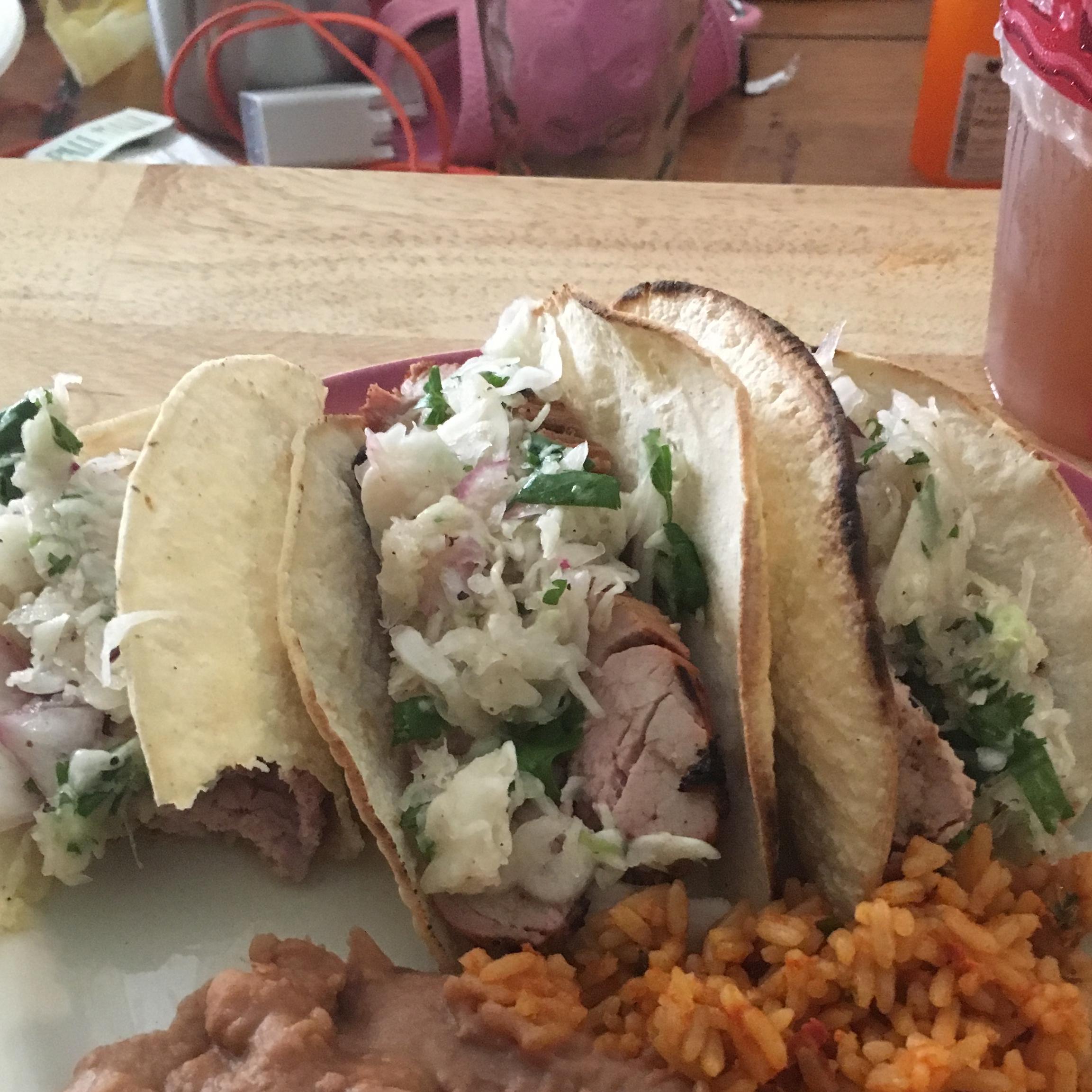 Mojo Pork Tacos zoie0331