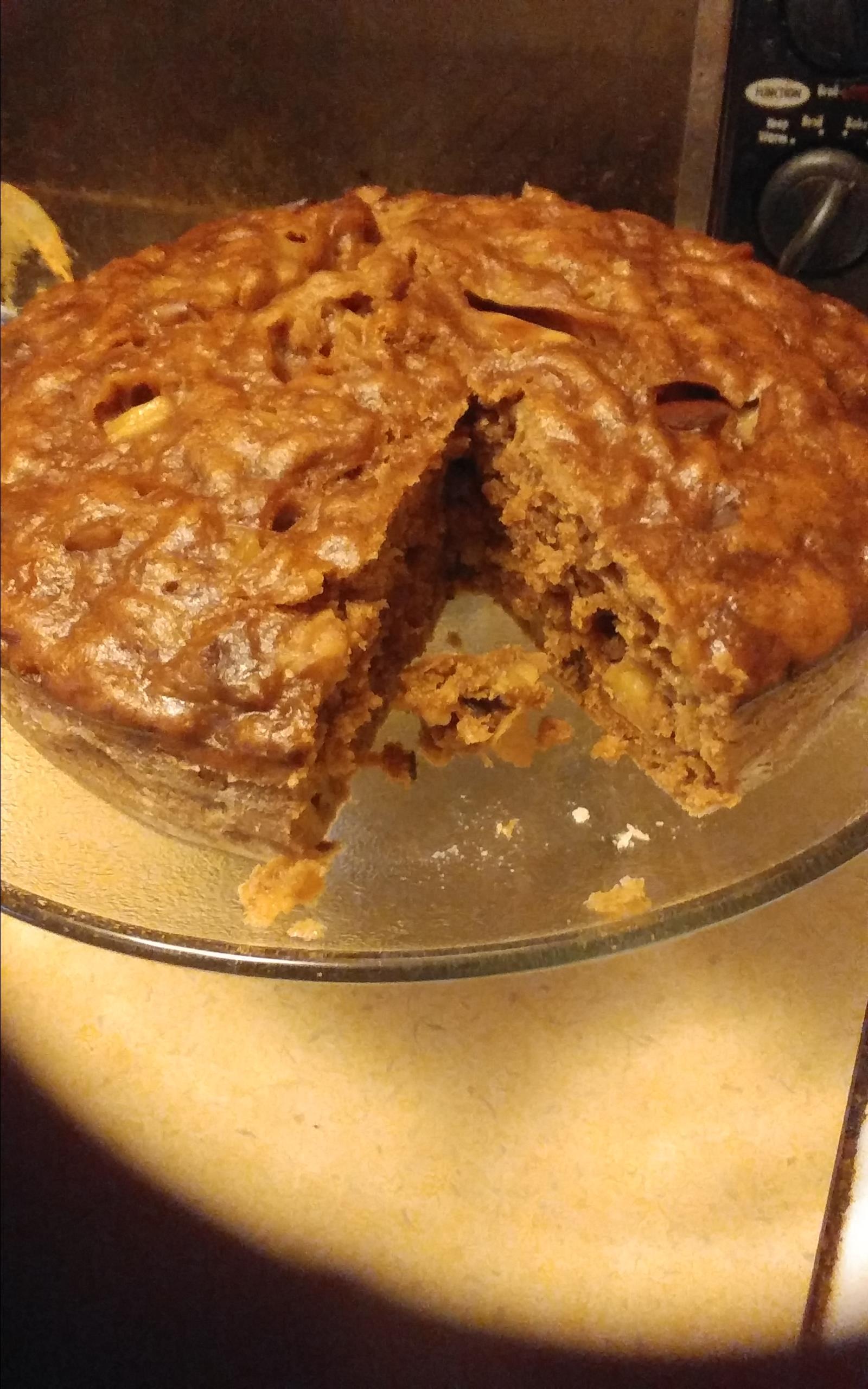 Apple Cake I Cassendre Xavier