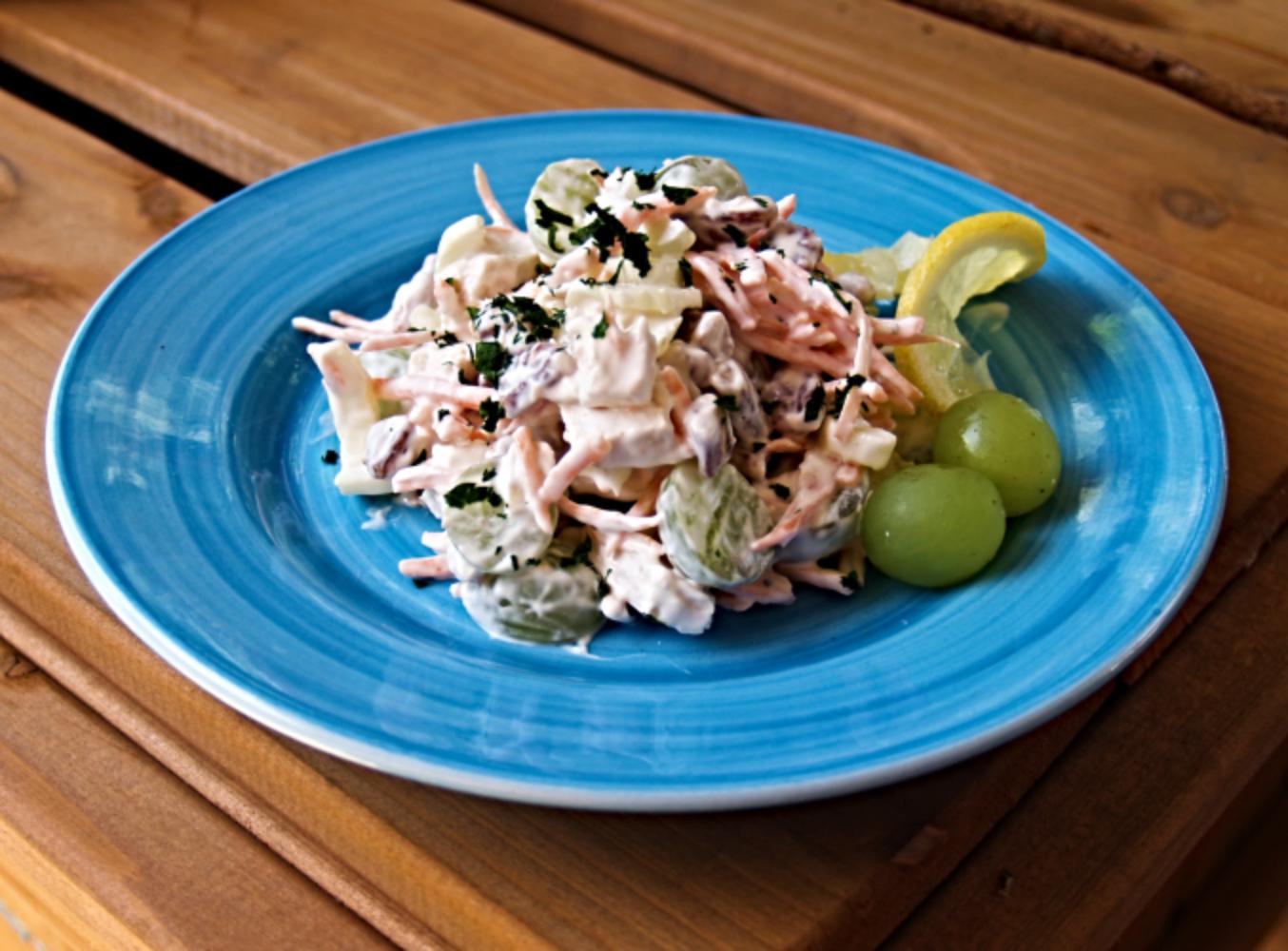 Gourmet Chicken Salad Kellidd