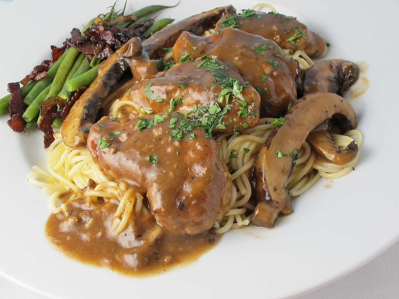 Chicken Marsala With Portobello Mushrooms Recipe Allrecipes