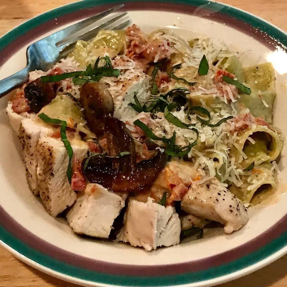 Moroccan-Spiced Chicken Skewers Jennifer Manz