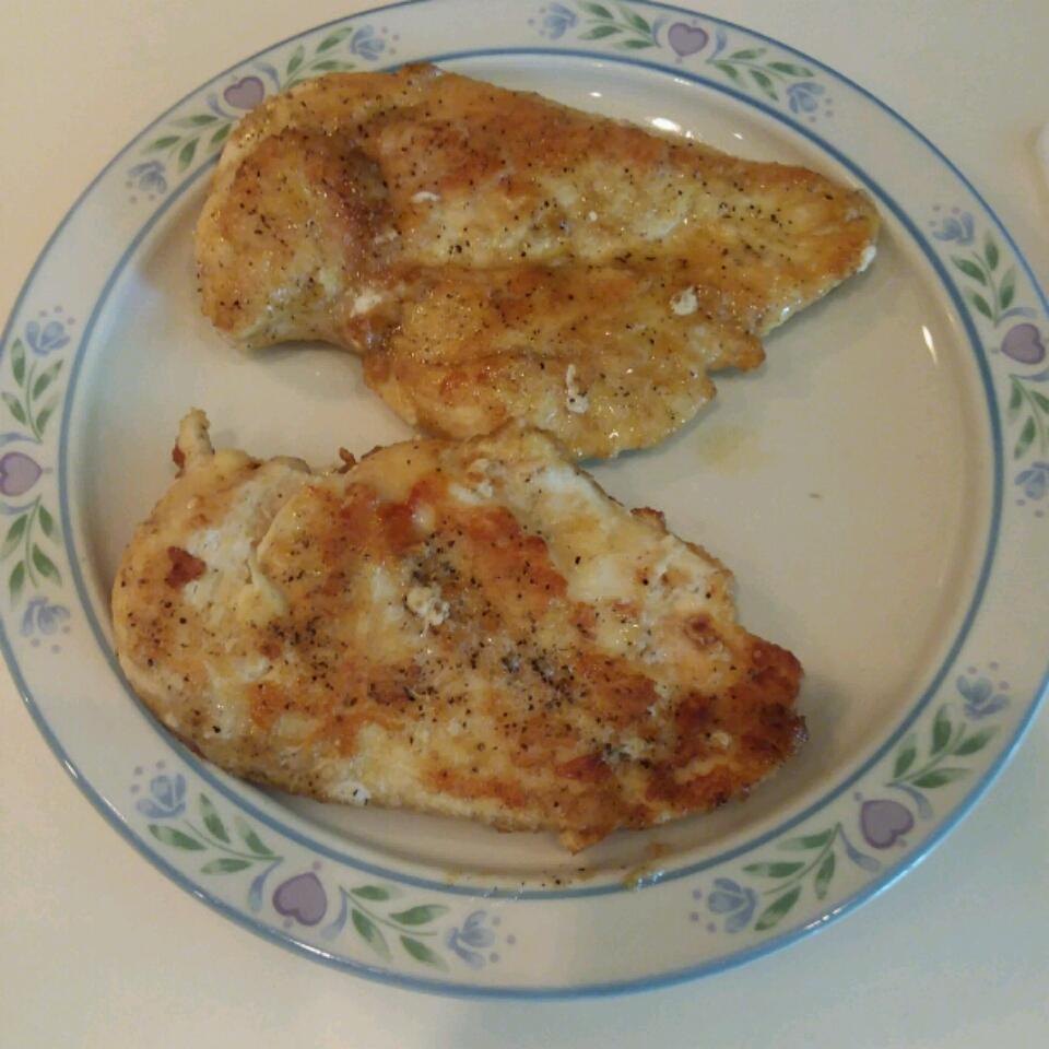 EZ Fried Chicken Sandwich Multi-Tasker Momma