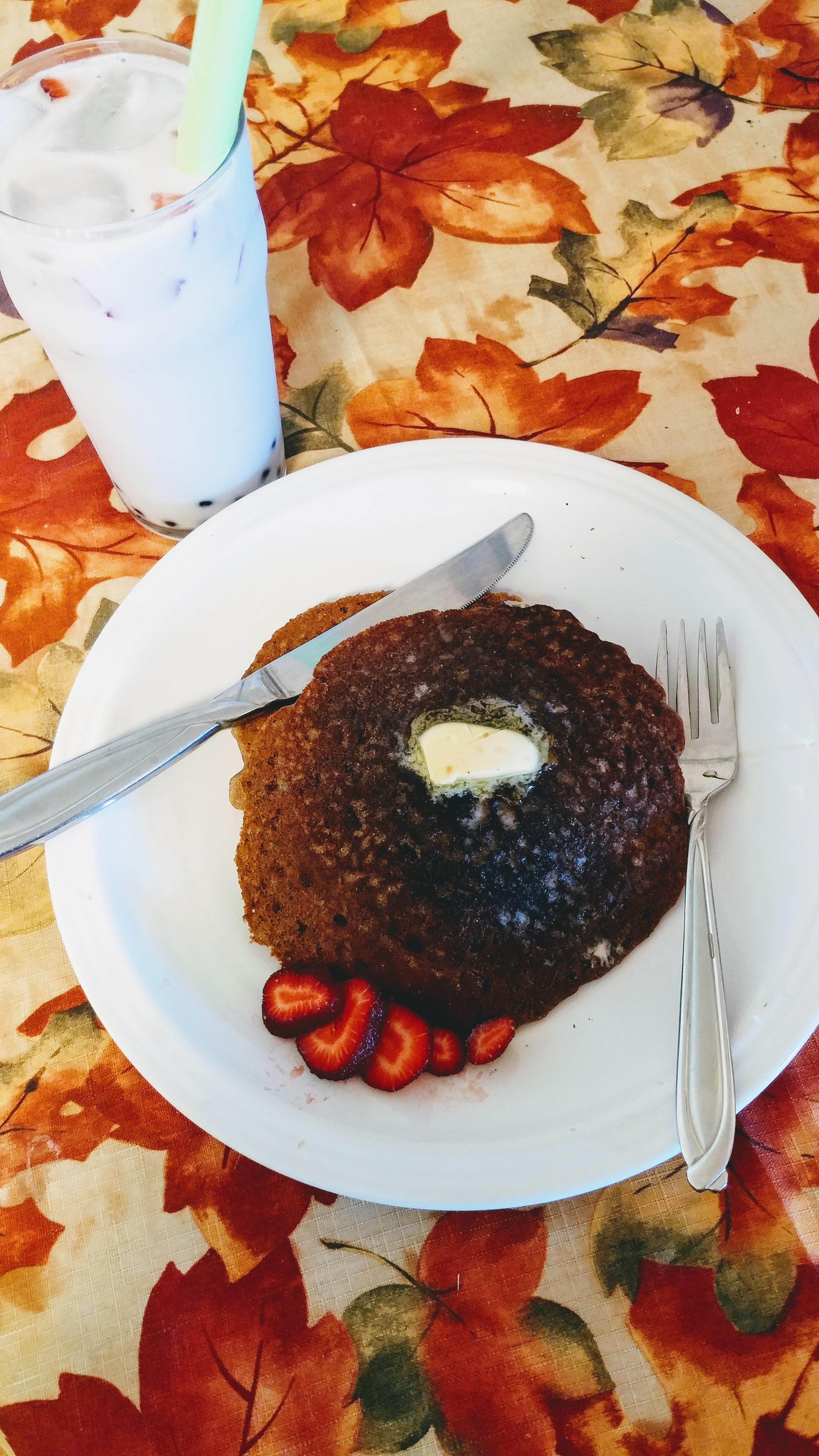 Buckwheat Pancakes Ellen L