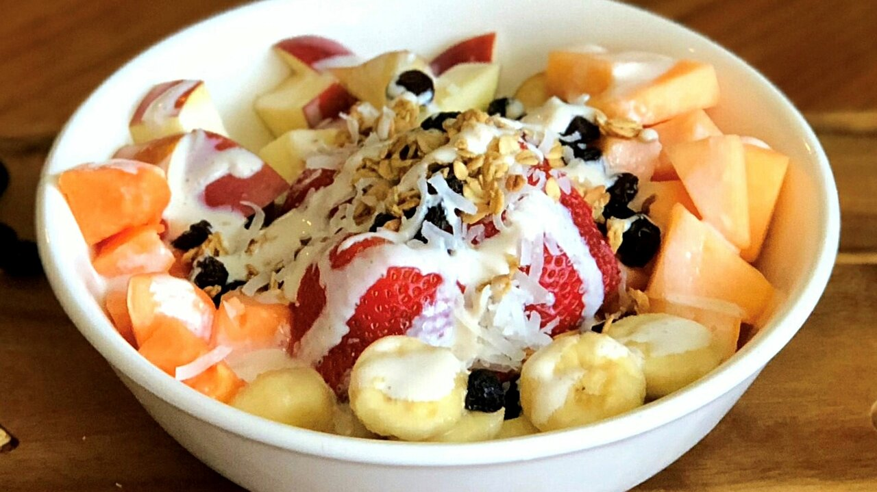 Bionicos (Mexican Fruit Bowls)
