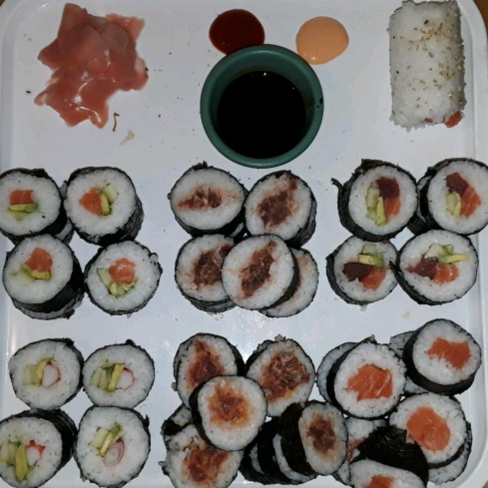 Chef John's Easy Sushi Rice Michelle Rainbolt