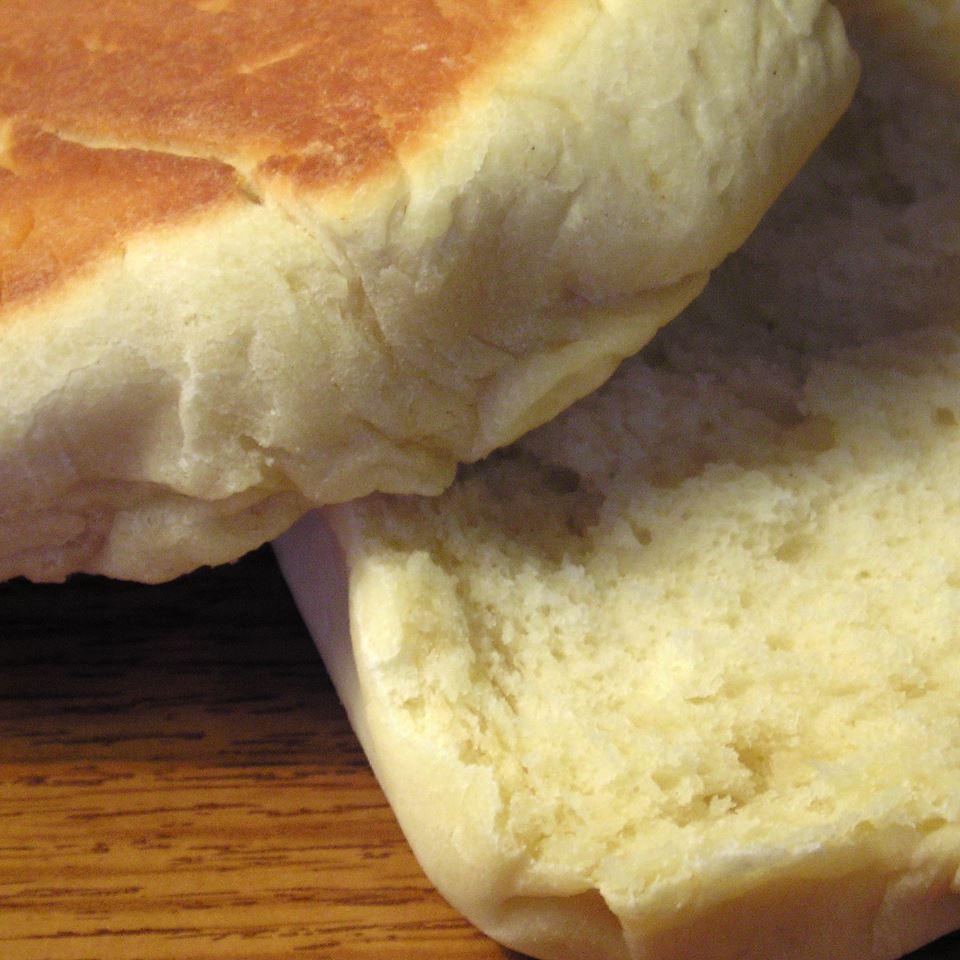 Portuguese Muffins - Bolo Levedo Melody