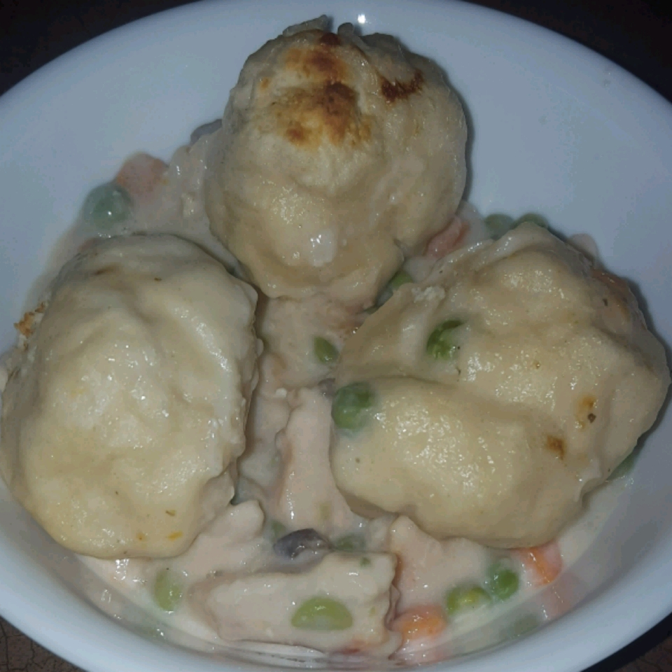Quick Chicken and Dumplings