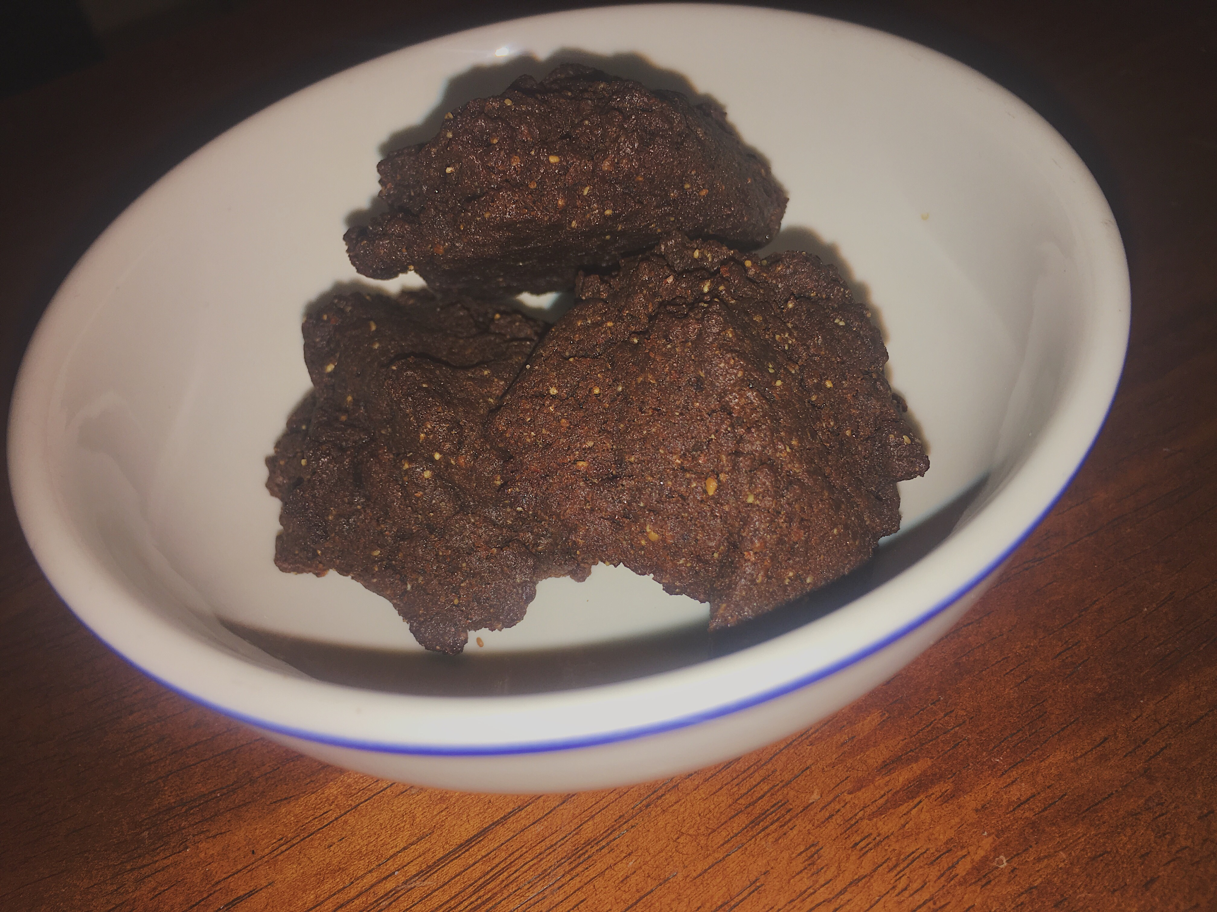 Chewy Keto Chocolate Cookies Shianne Ford