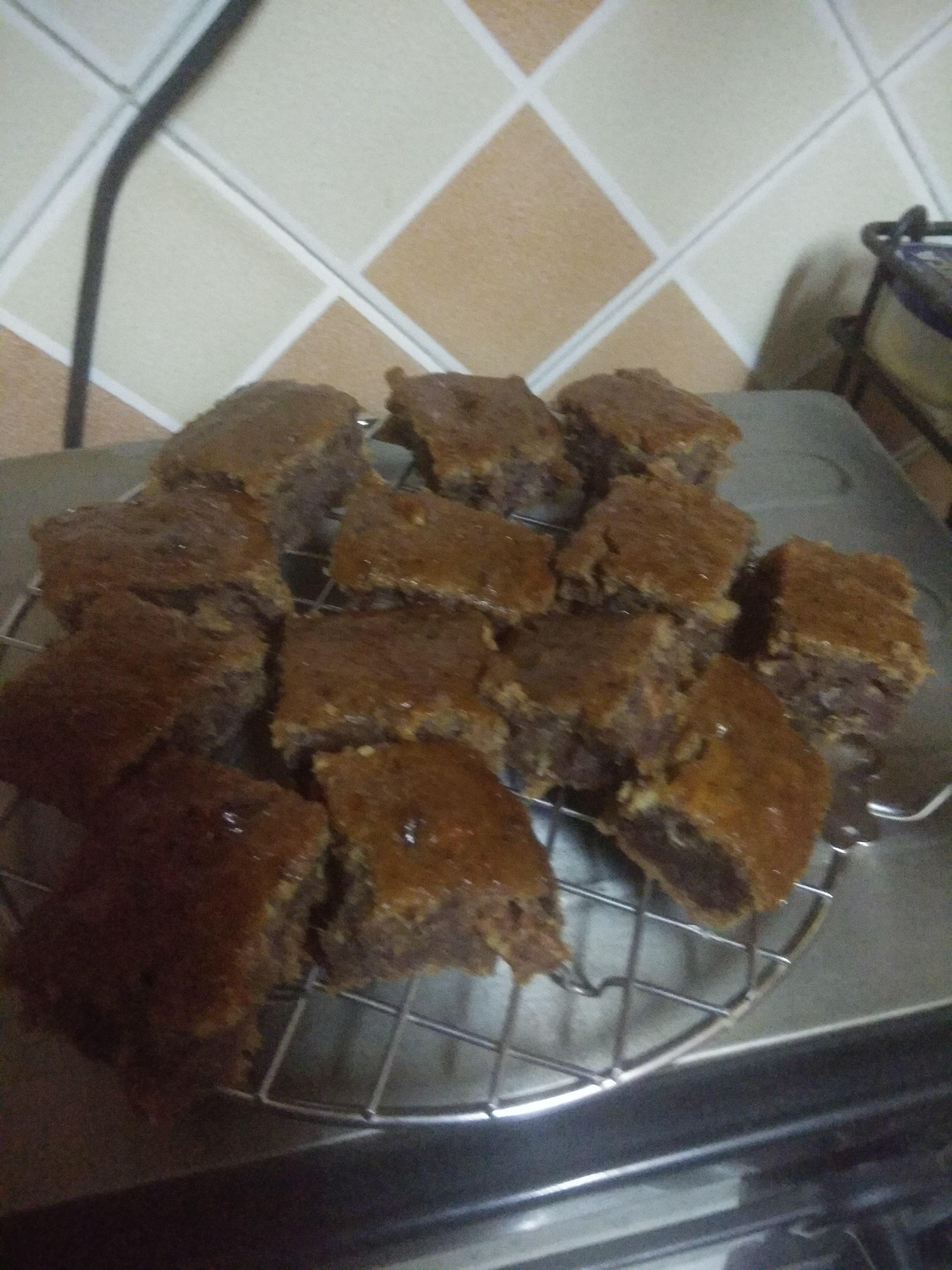 Date Nut Loaf Cake