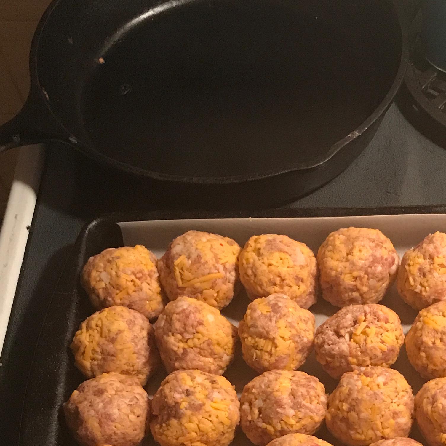 Sausage Balls mbsee