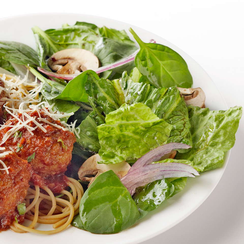 Leafy Green Salad Trusted Brands