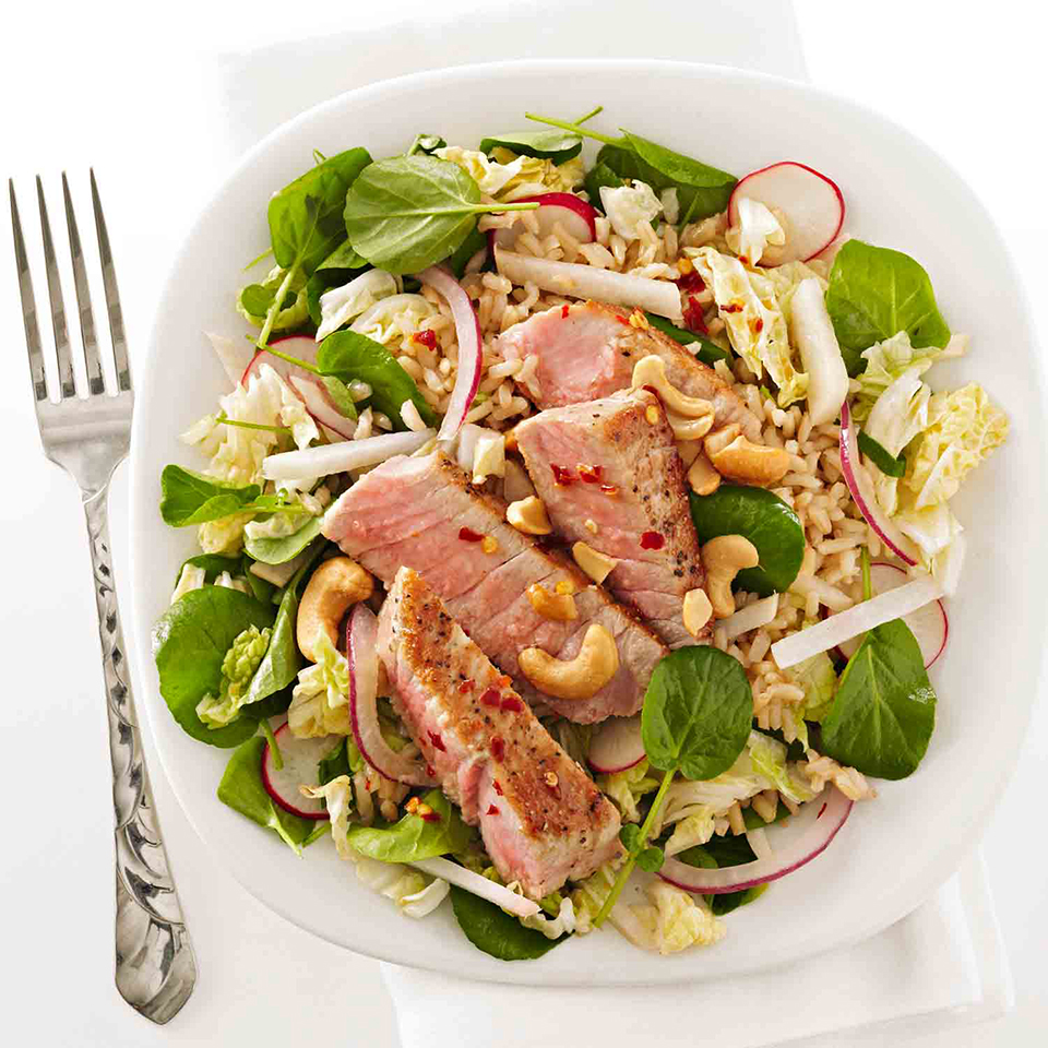 Asian Tuna and Watercress Allrecipes Trusted Brands