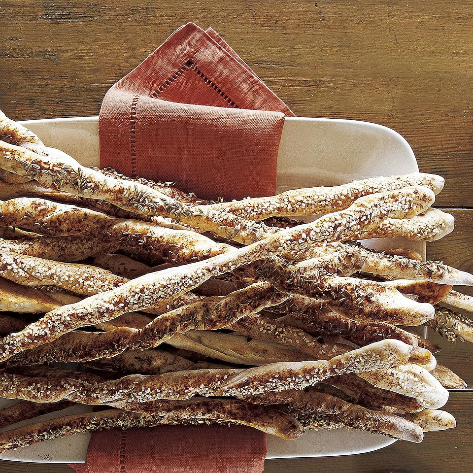 Harvest Breadsticks Diabetic Living Magazine