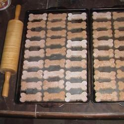 Homemade Dog Biscuits motoclown