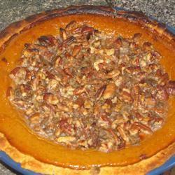Paradise Pumpkin Pie II