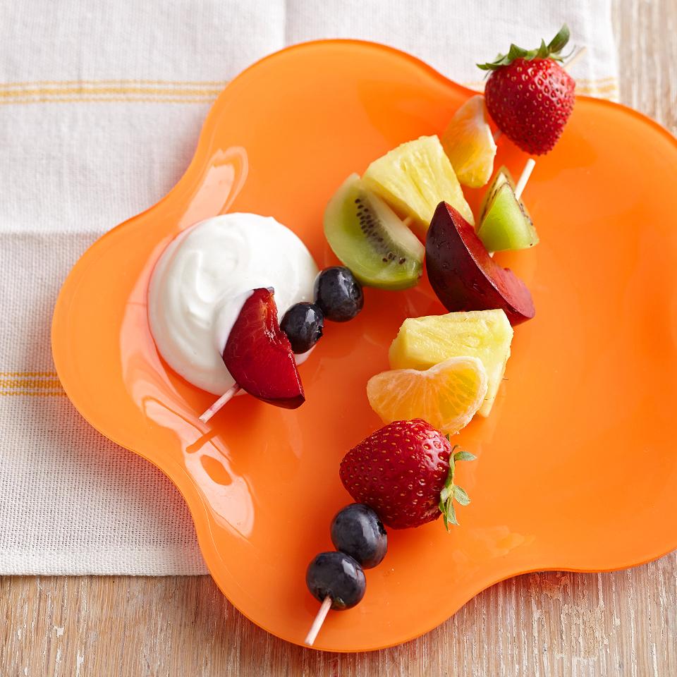 Rainbow Fruit Skewers Trusted Brands