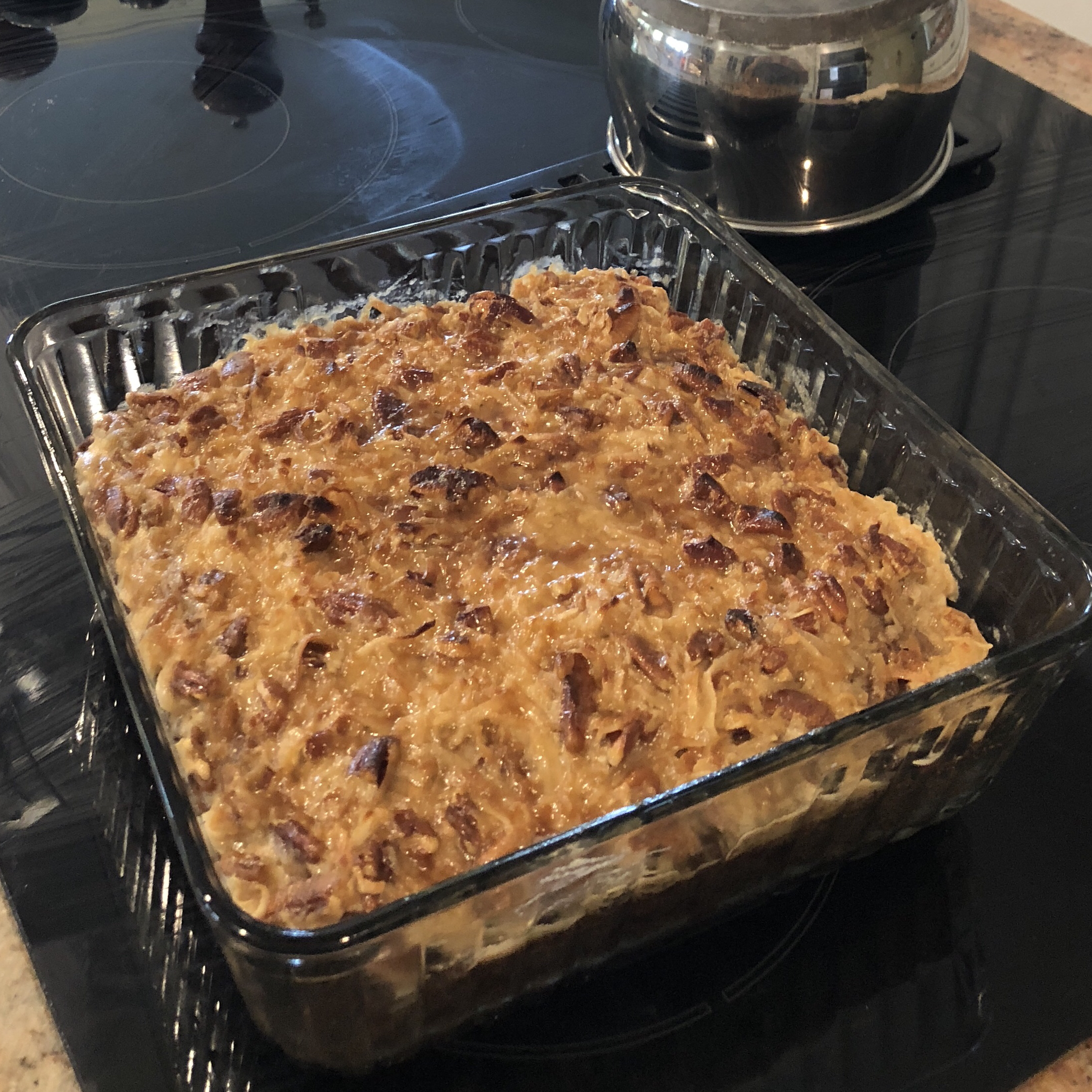 Sara Jane's Oatmeal Cake