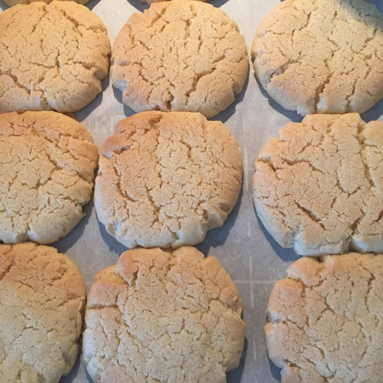 Muz's Drop Sugar Cookies