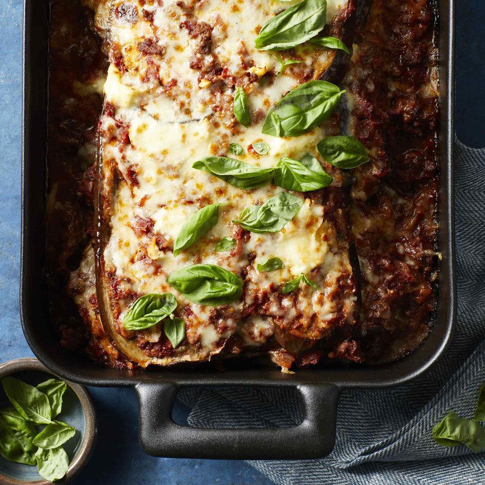 No-Noodle Eggplant Lasagna Trusted Brands