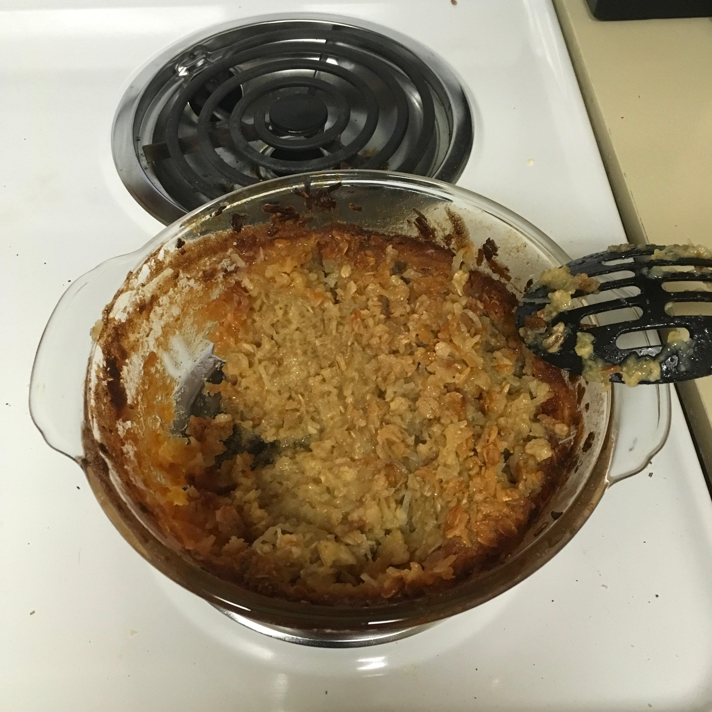 Oatmeal Pie III Tyler Ackermann