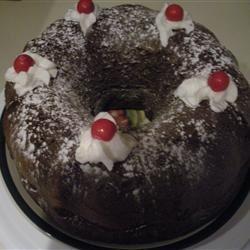 Lisa's Chocolate Chocolate Chip Cake cupcake_monster13
