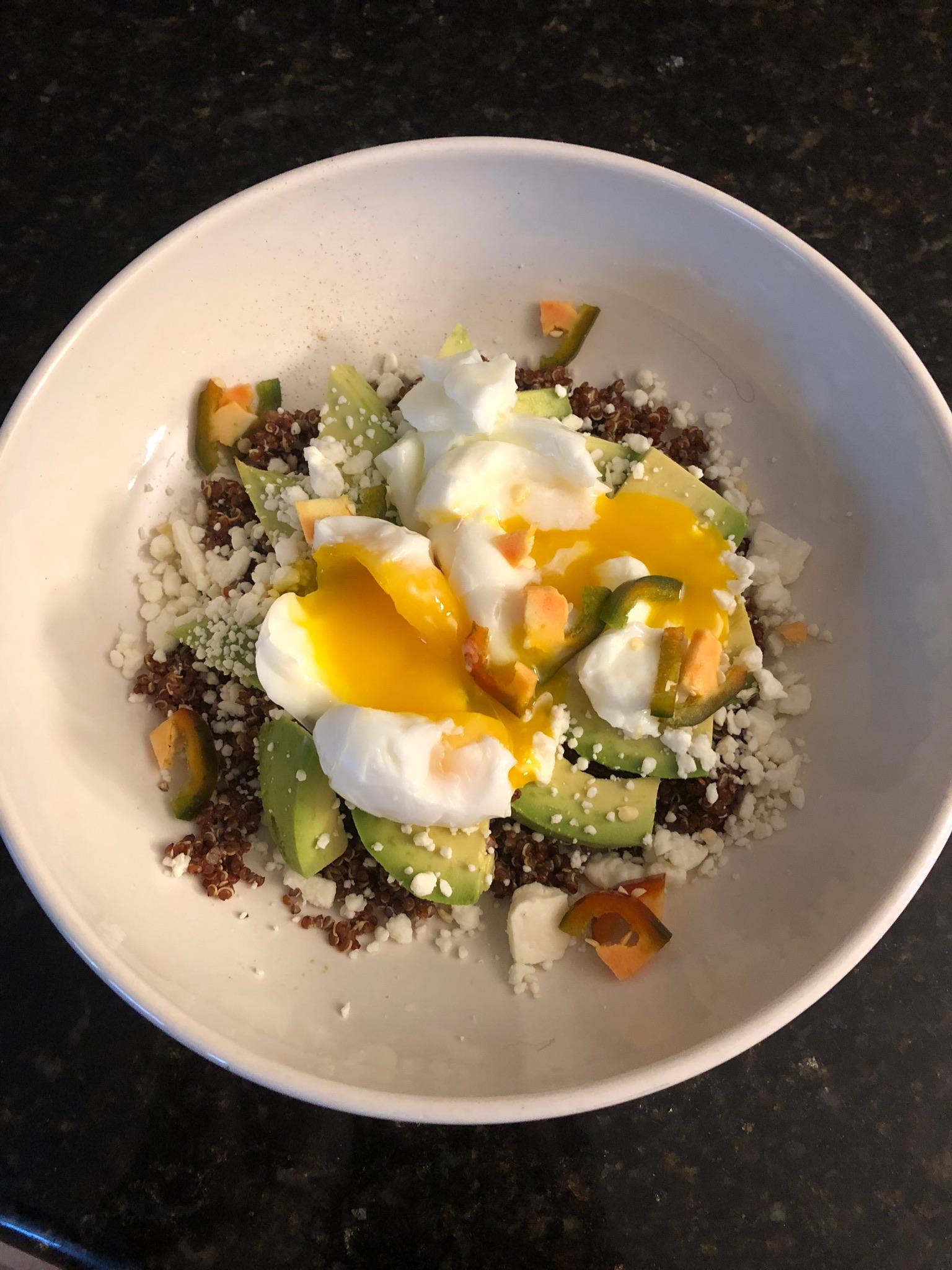 Avocado Breakfast Bowl Mwetzel1