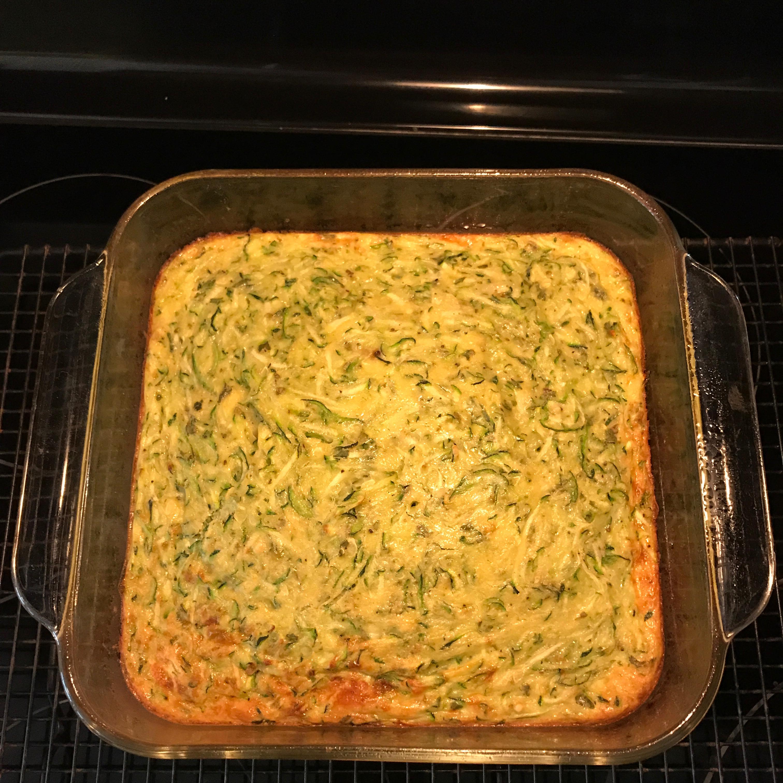 Zucchini Brunch Bake Anne Knipple Richards