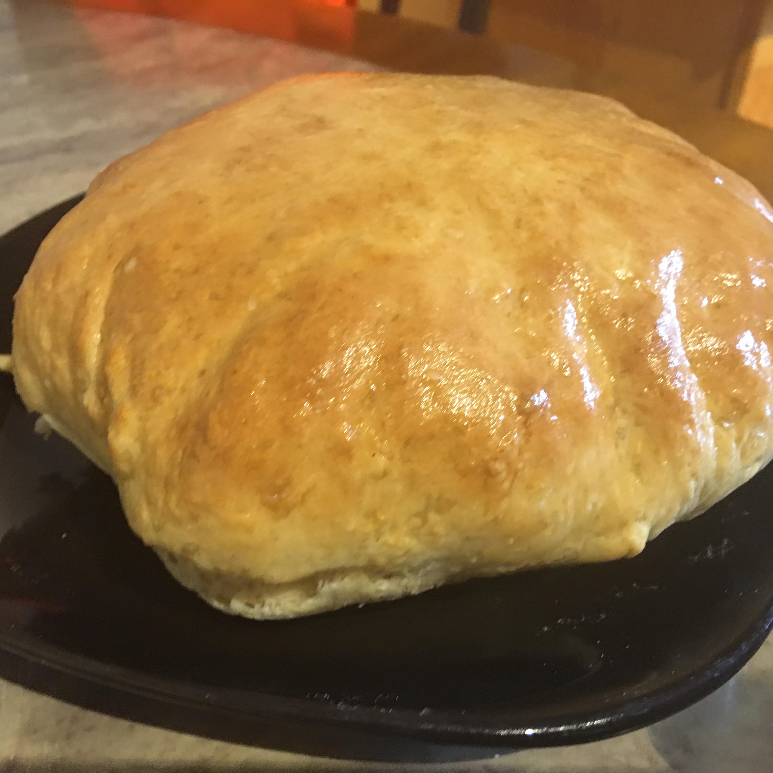 Irish Soda Bread in a Skillet