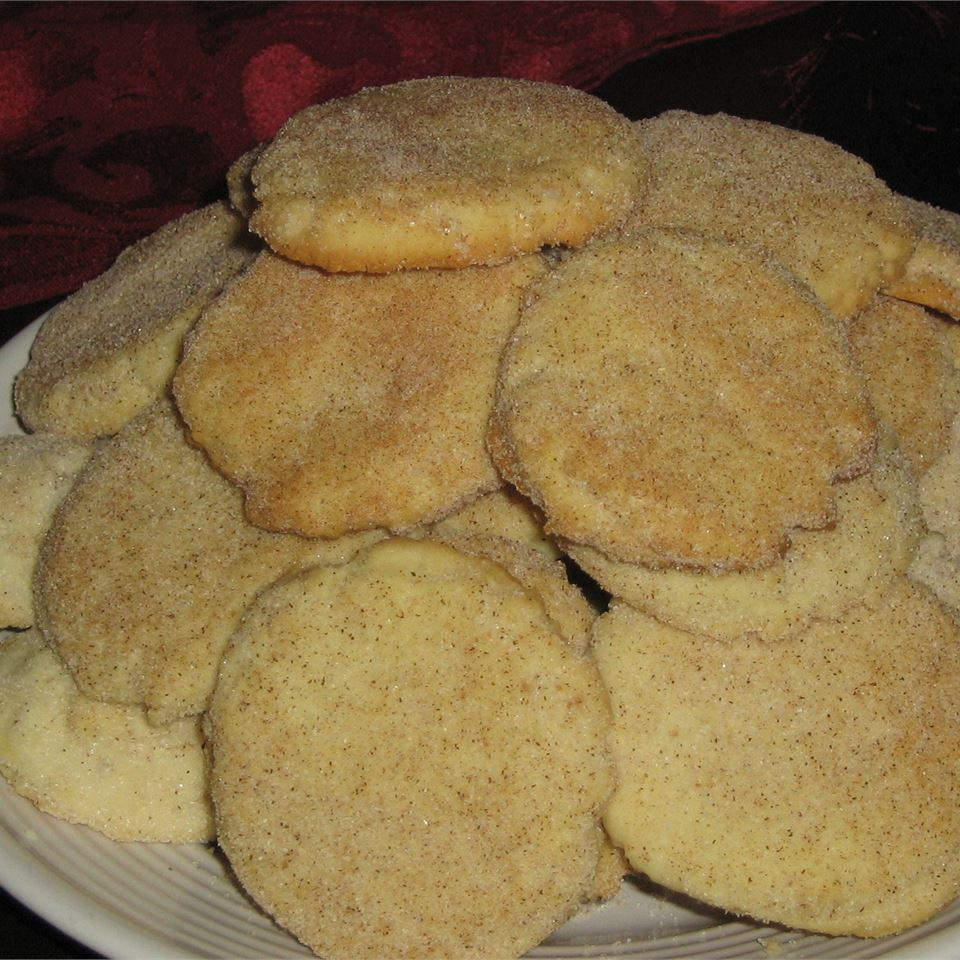 Mexican Sugar Cookies Java_Girl