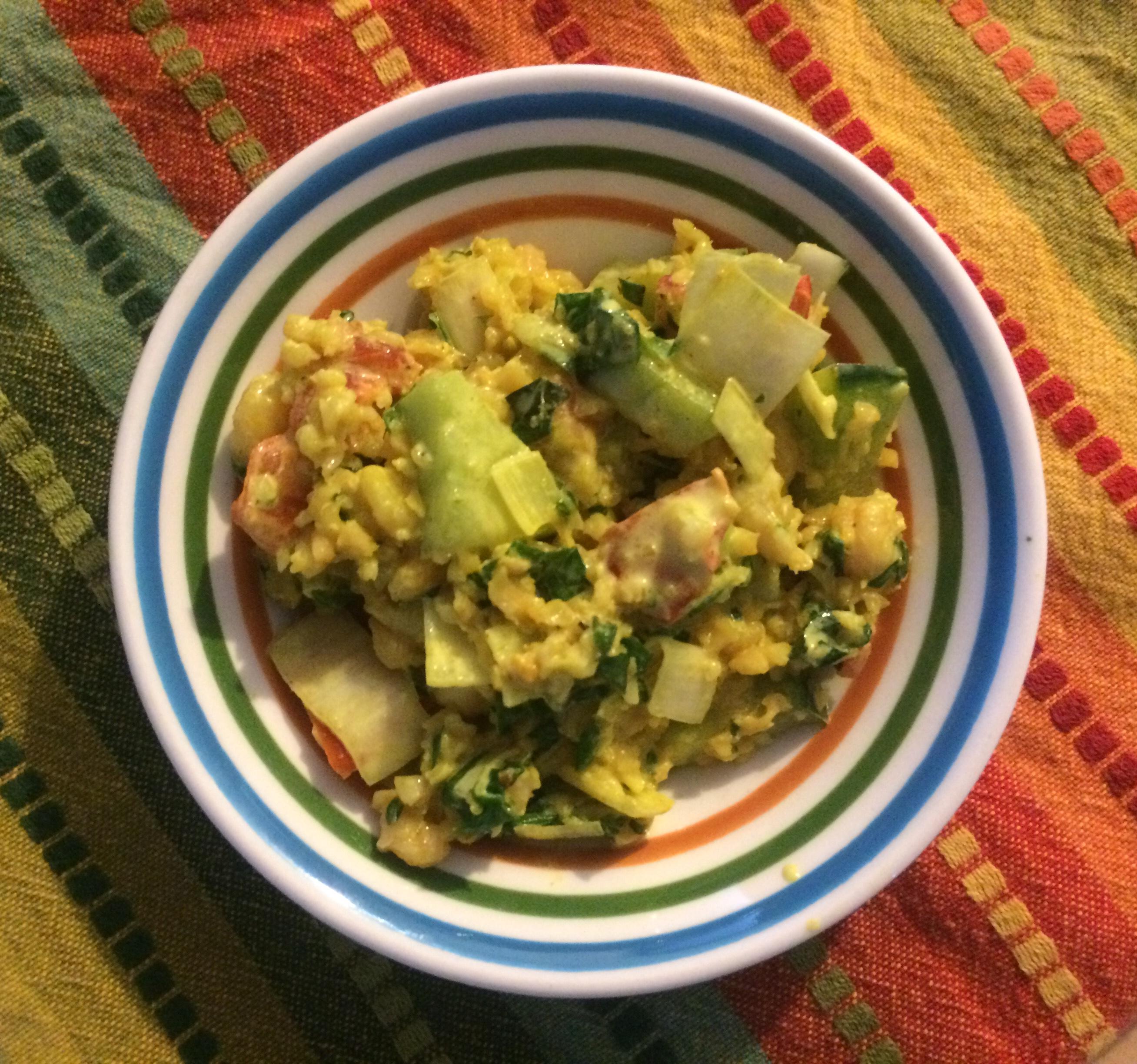 Savory Shrimp Salad Dip
