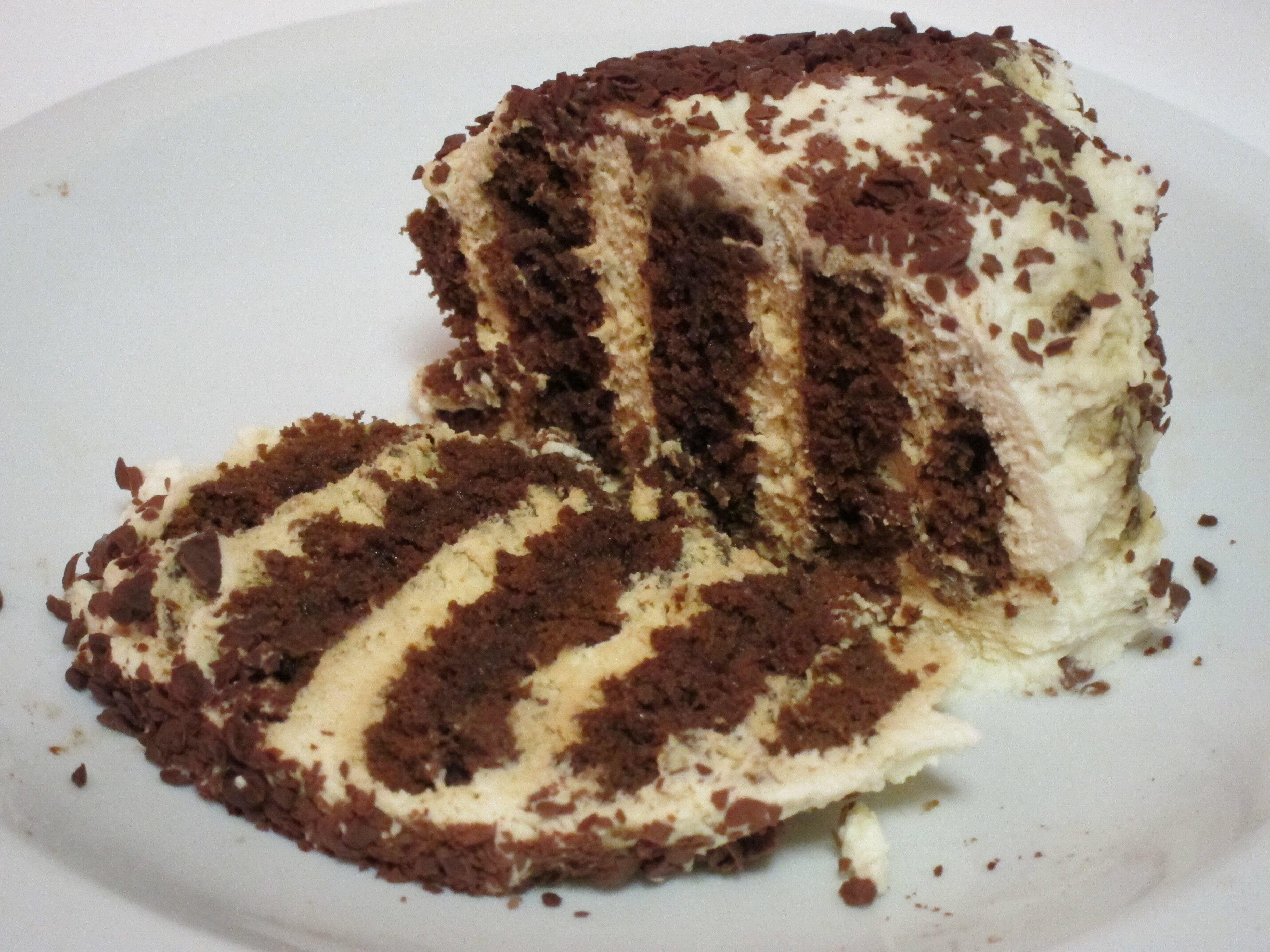 Easy Chocolate Icebox Cake